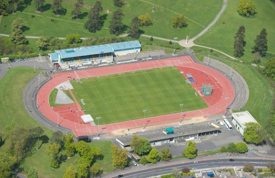 Dublin Blues would play out of Morton Stadium if they are admitted to League One
