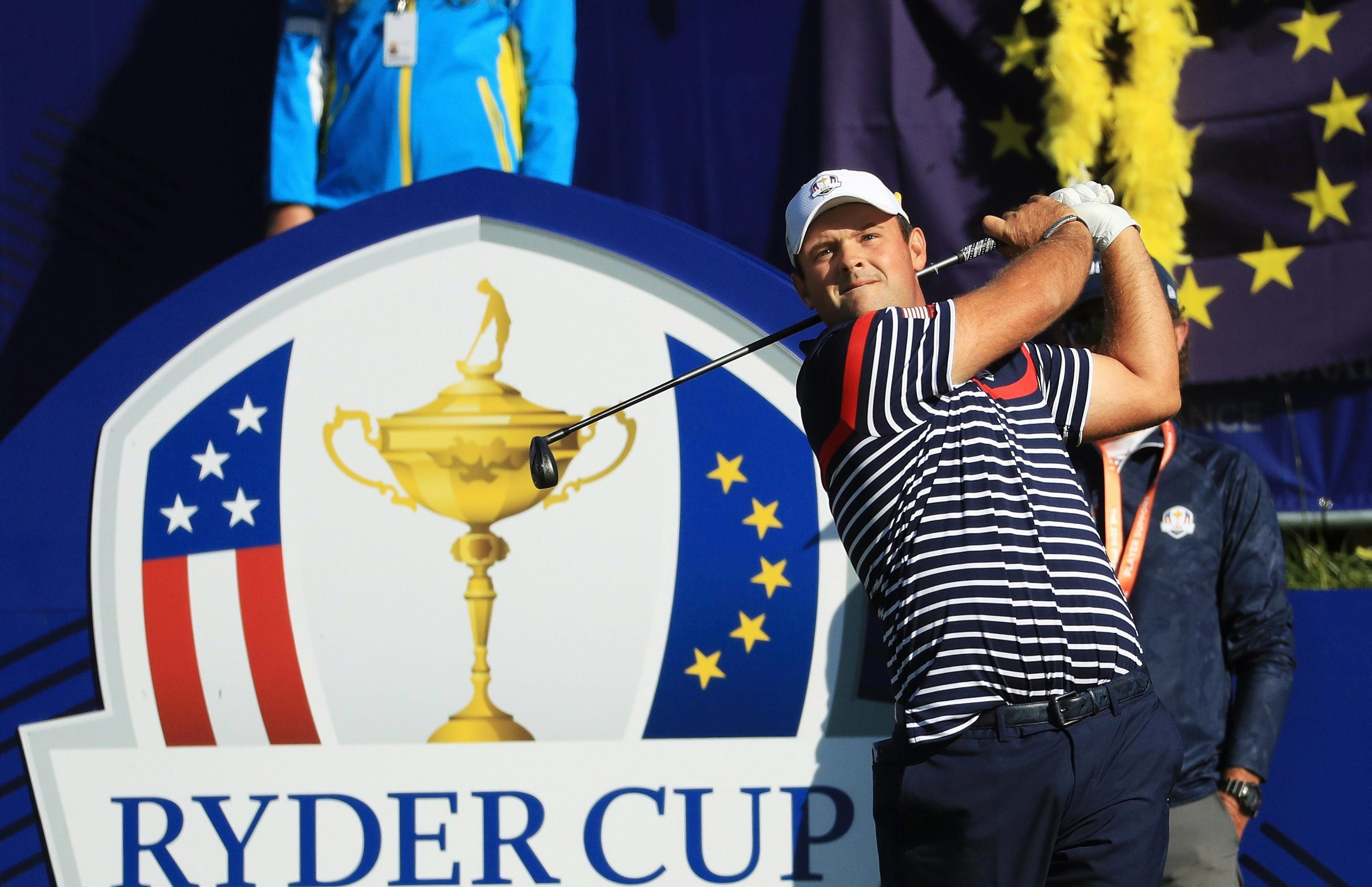 Reed loves playing the villain in the Ryder Cup