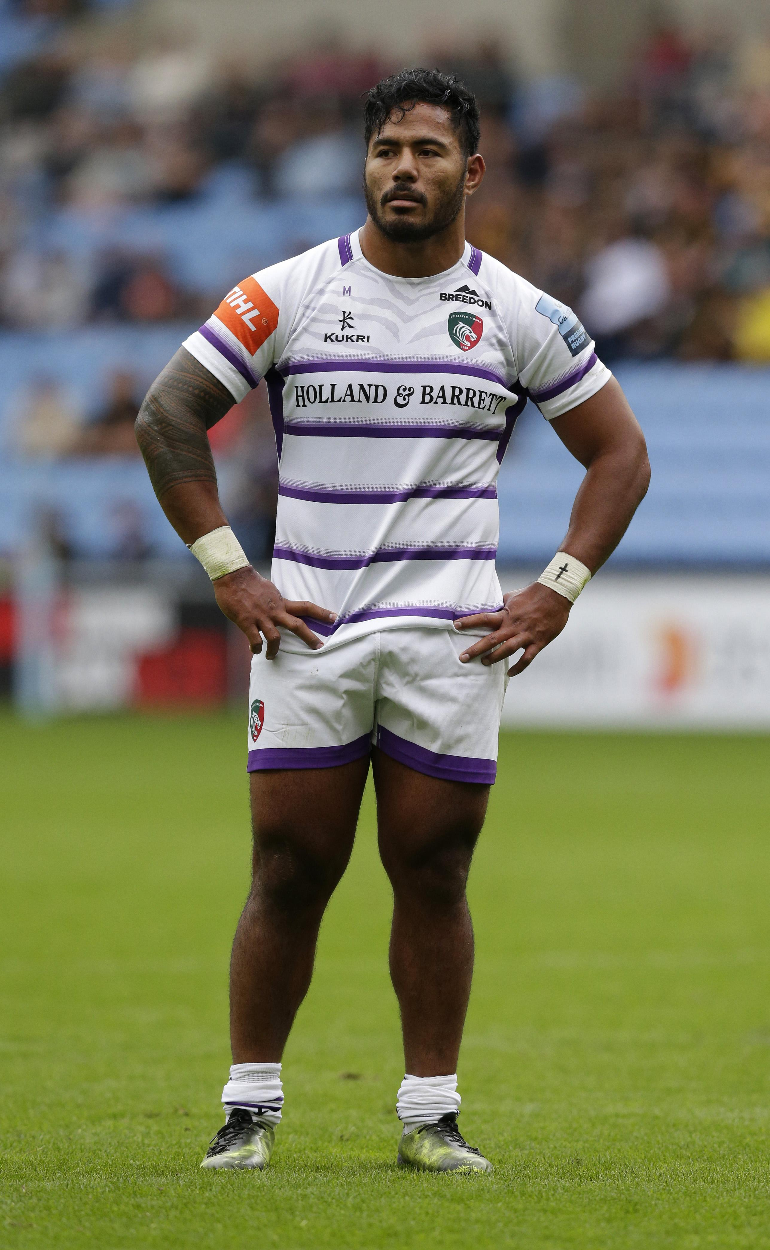Tuilagi and Leicester face Worcester on Sunday