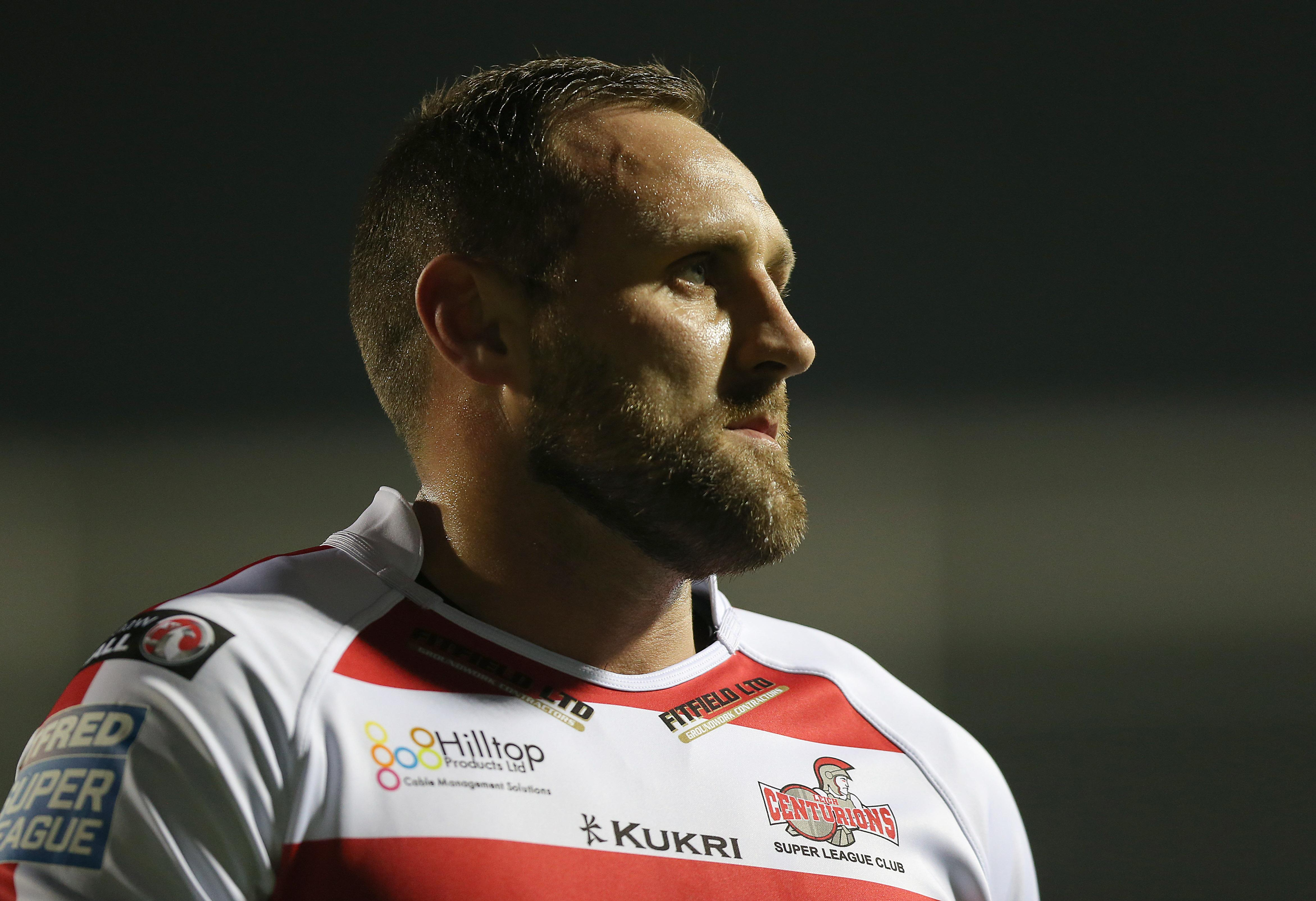 Gareth Hock may be thrown a Super League lifeline by Hull FC