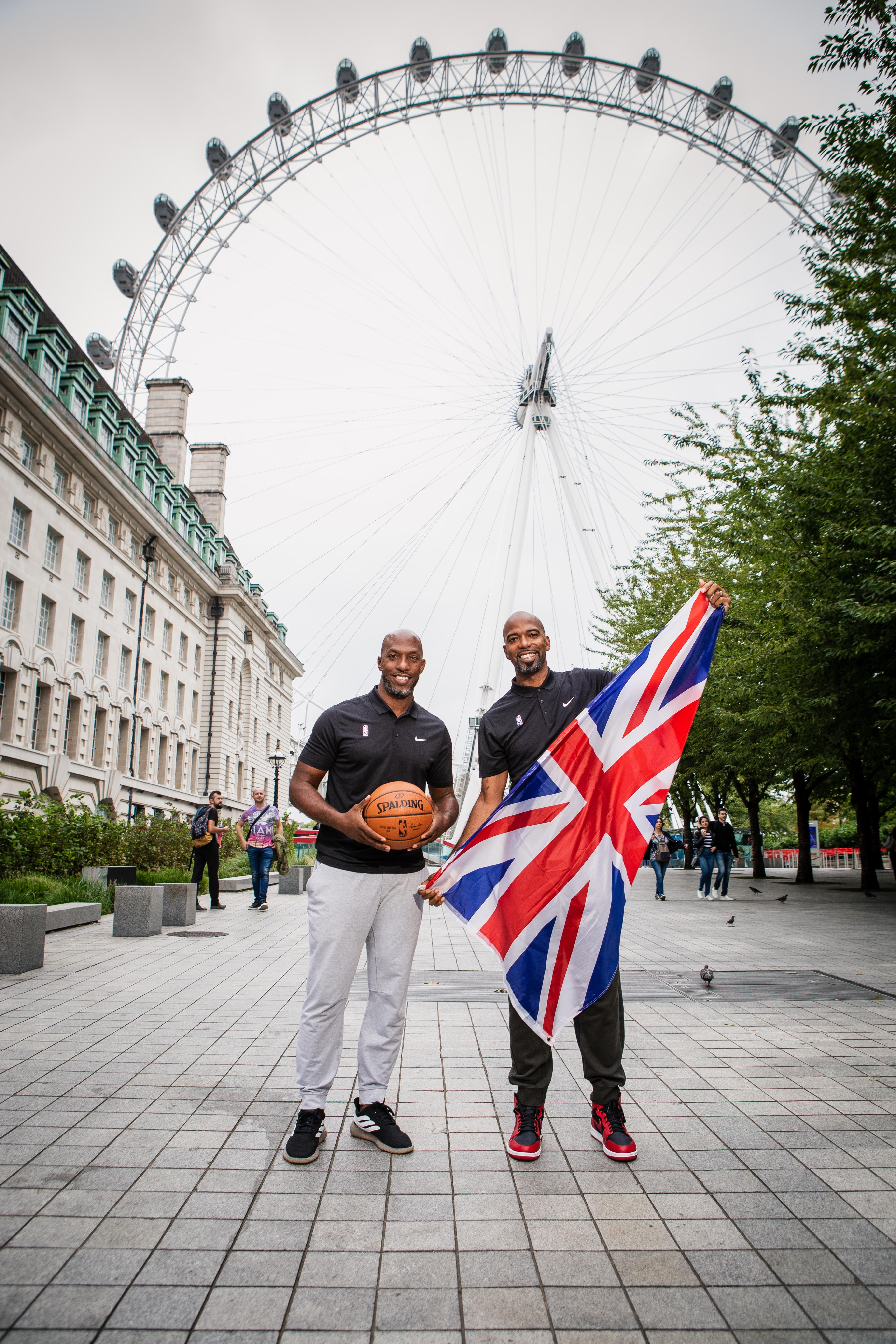 Billups and Hamilton believe the Warriors will face stiff competition from a number of teams across the NBA
