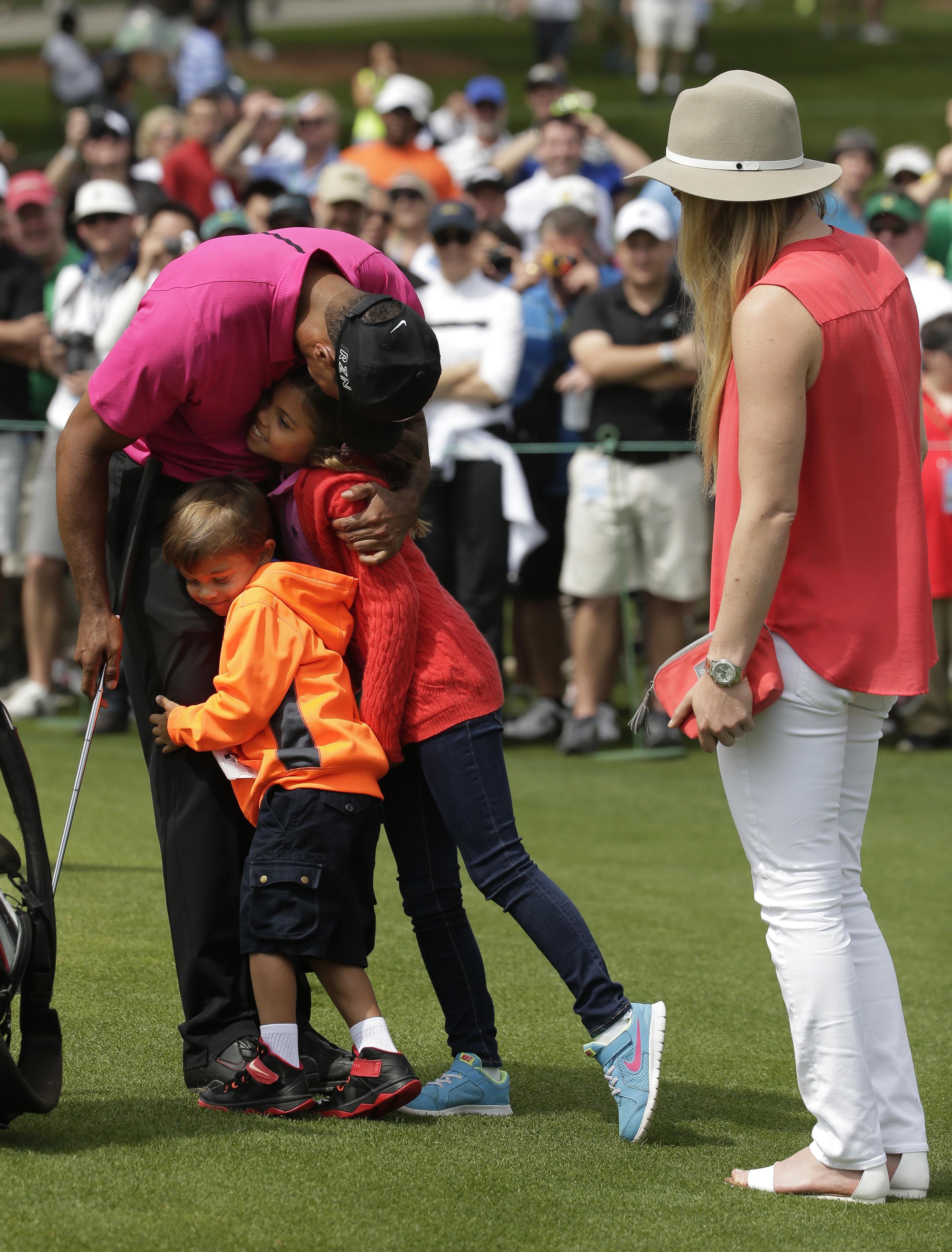 Woods sealed his first triumph in five years in Atlanta on Sunday
