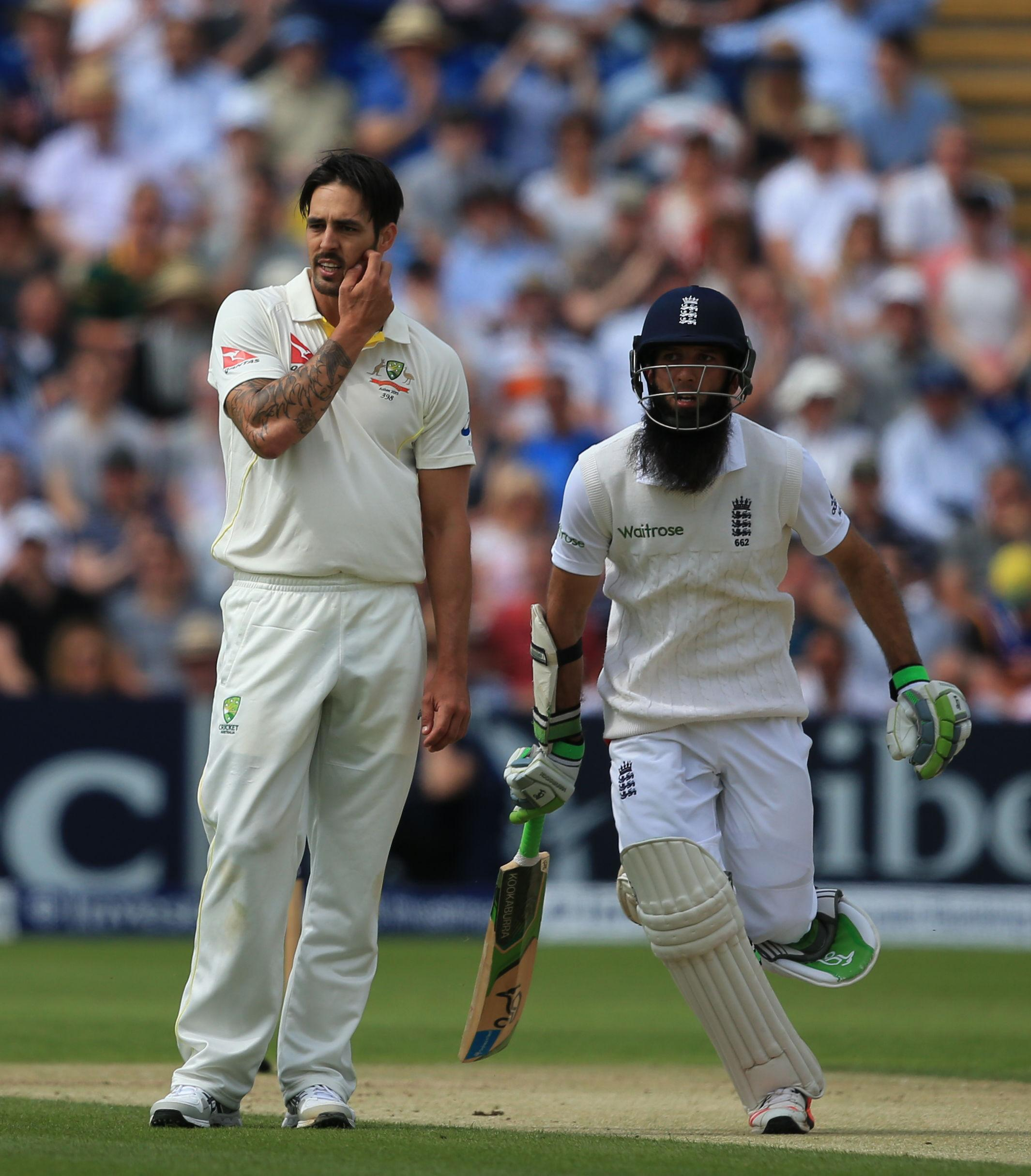The alleged incident occurred during the 2015 Ashes Test in Cardiff