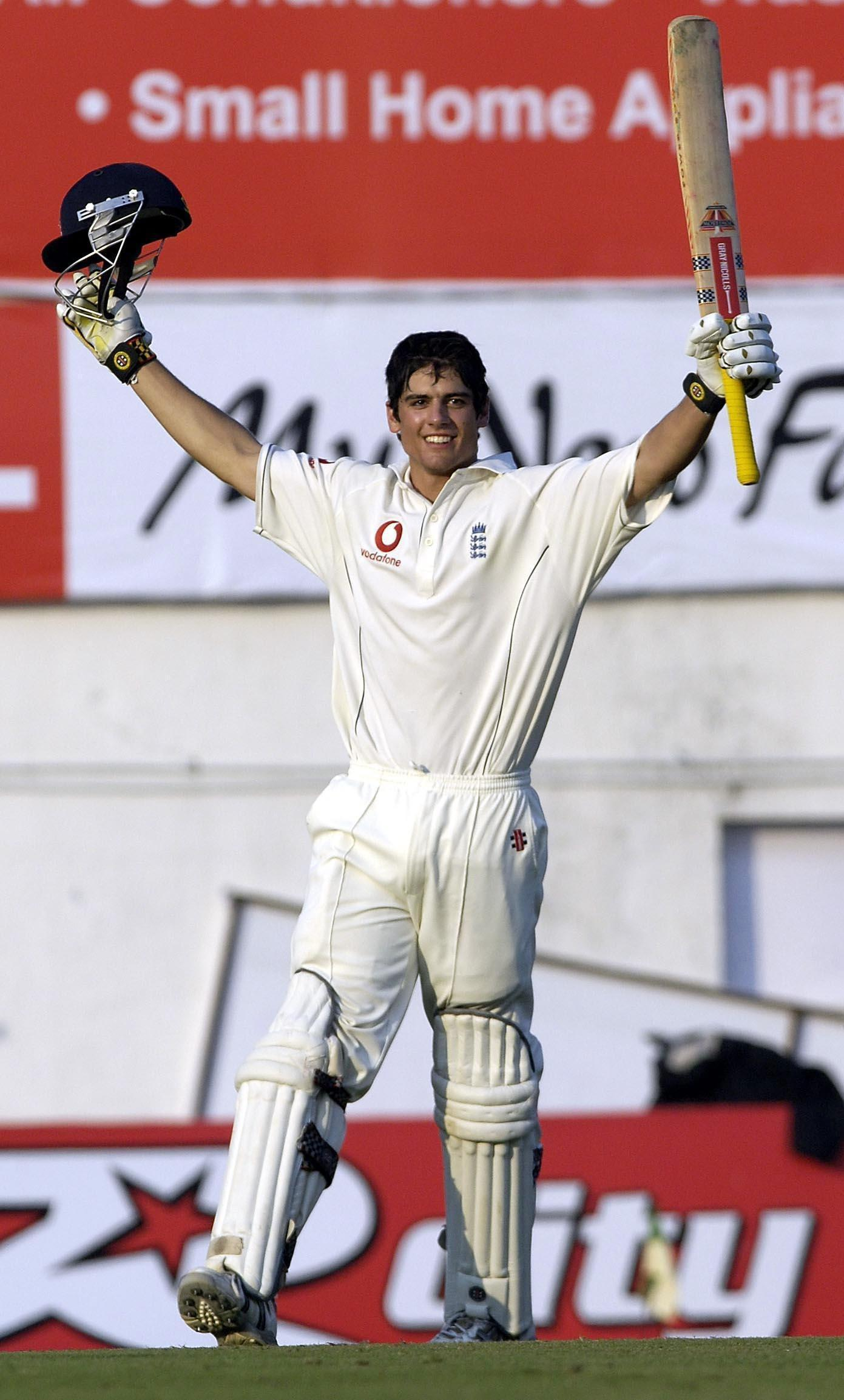 Alastair Cook will hang up his bat after the Fifth Test against India this week