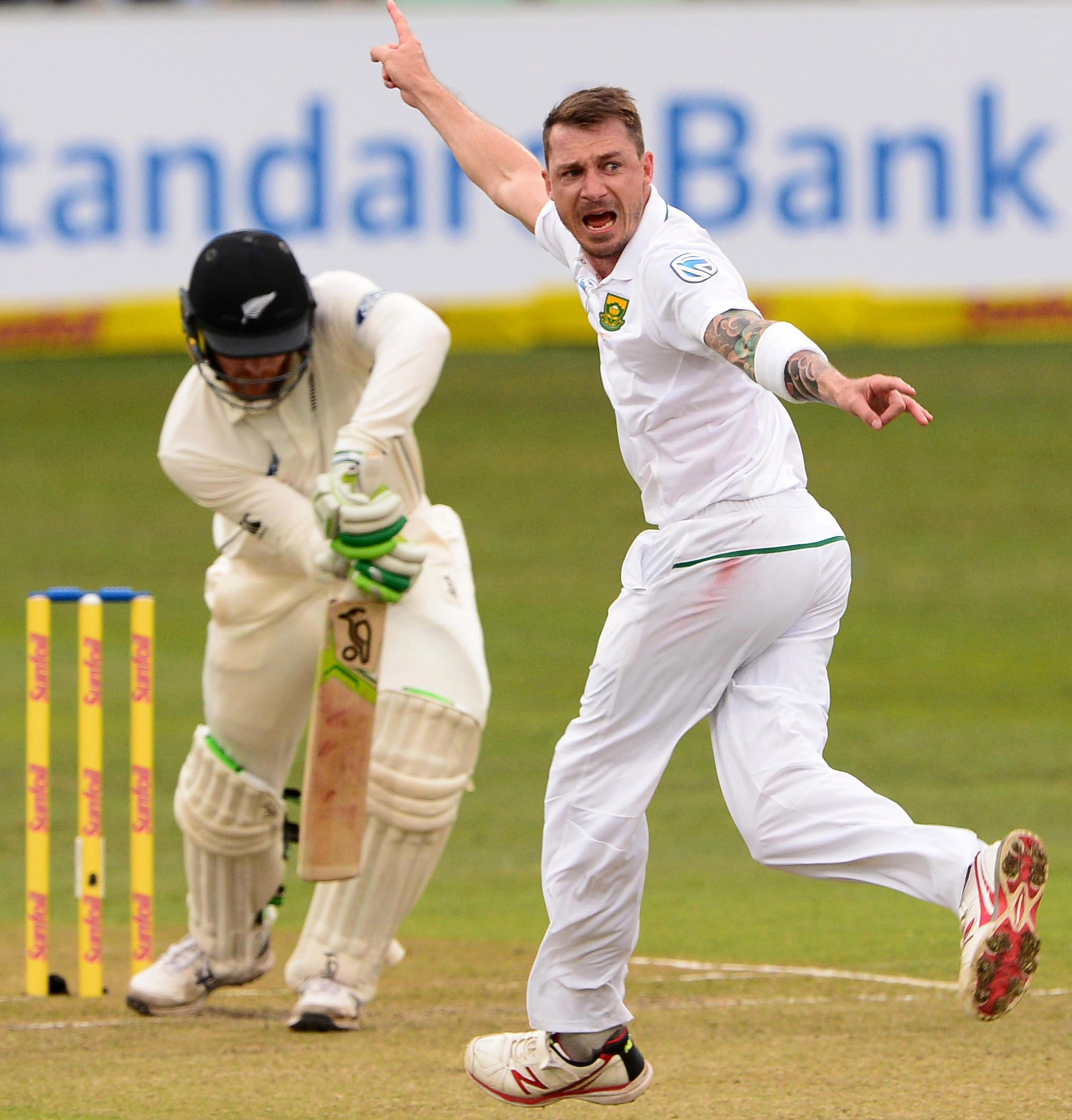 James Anderson also says South African pace ace Dale Steyn was a better bowler