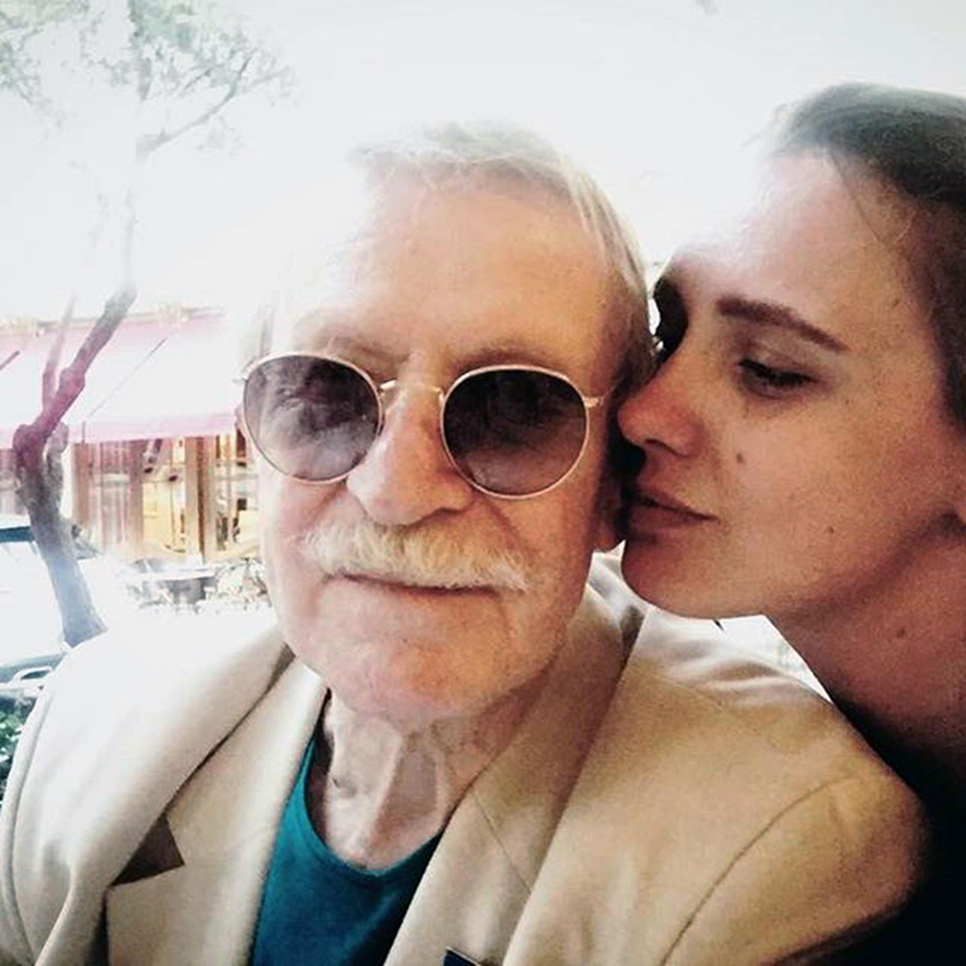 Happy 87-year-old Ivan Krasko and his very young spouse are preparing for the birth of the sixth baby 13