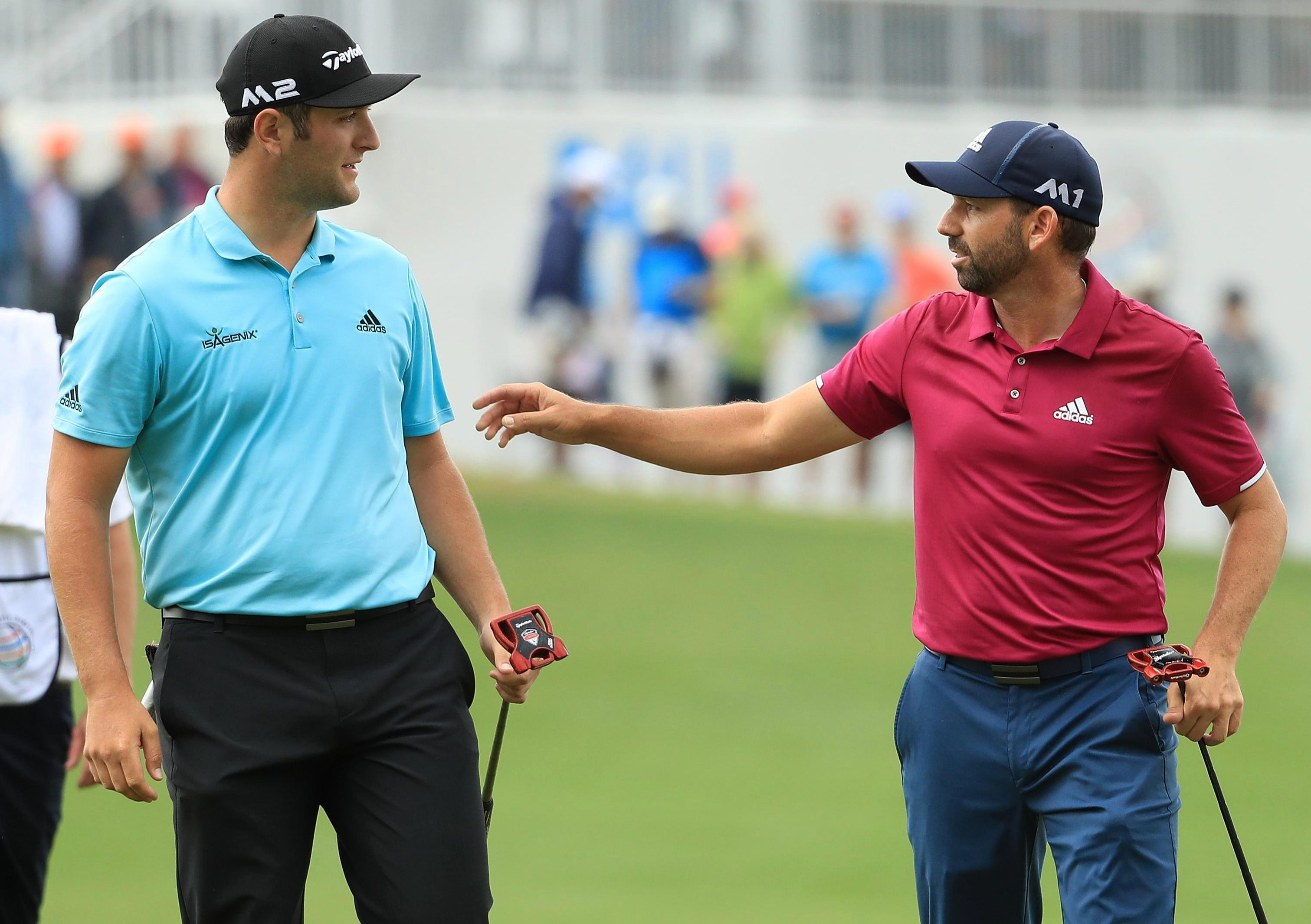 Garcia could mentor fellow Spaniard Jon Rahm