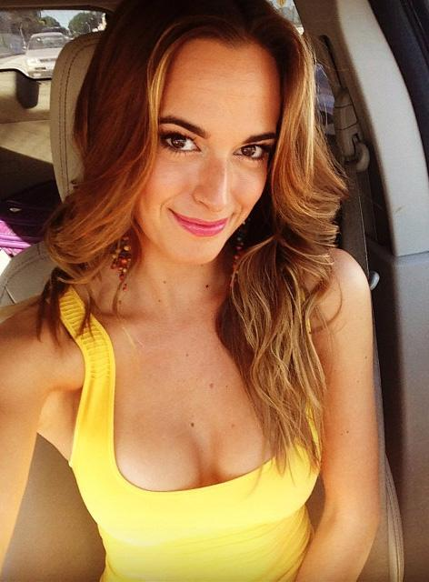 Jena Sims is a former beauty pageant winner