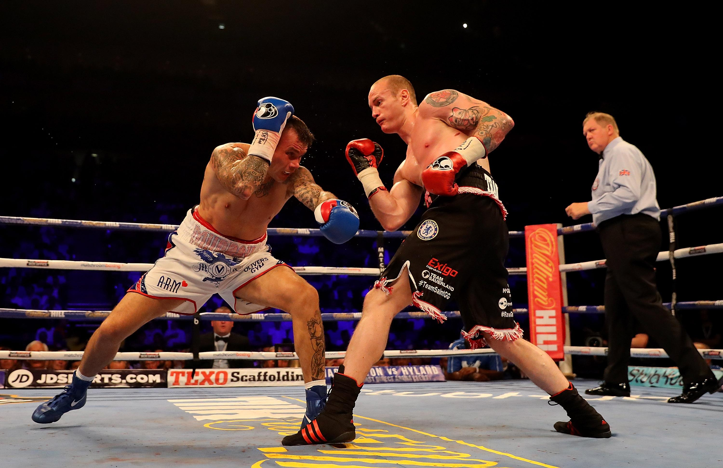 George Groves, as he is for most of his fights, will be the favourite when he fights in Jeddah on Friday night