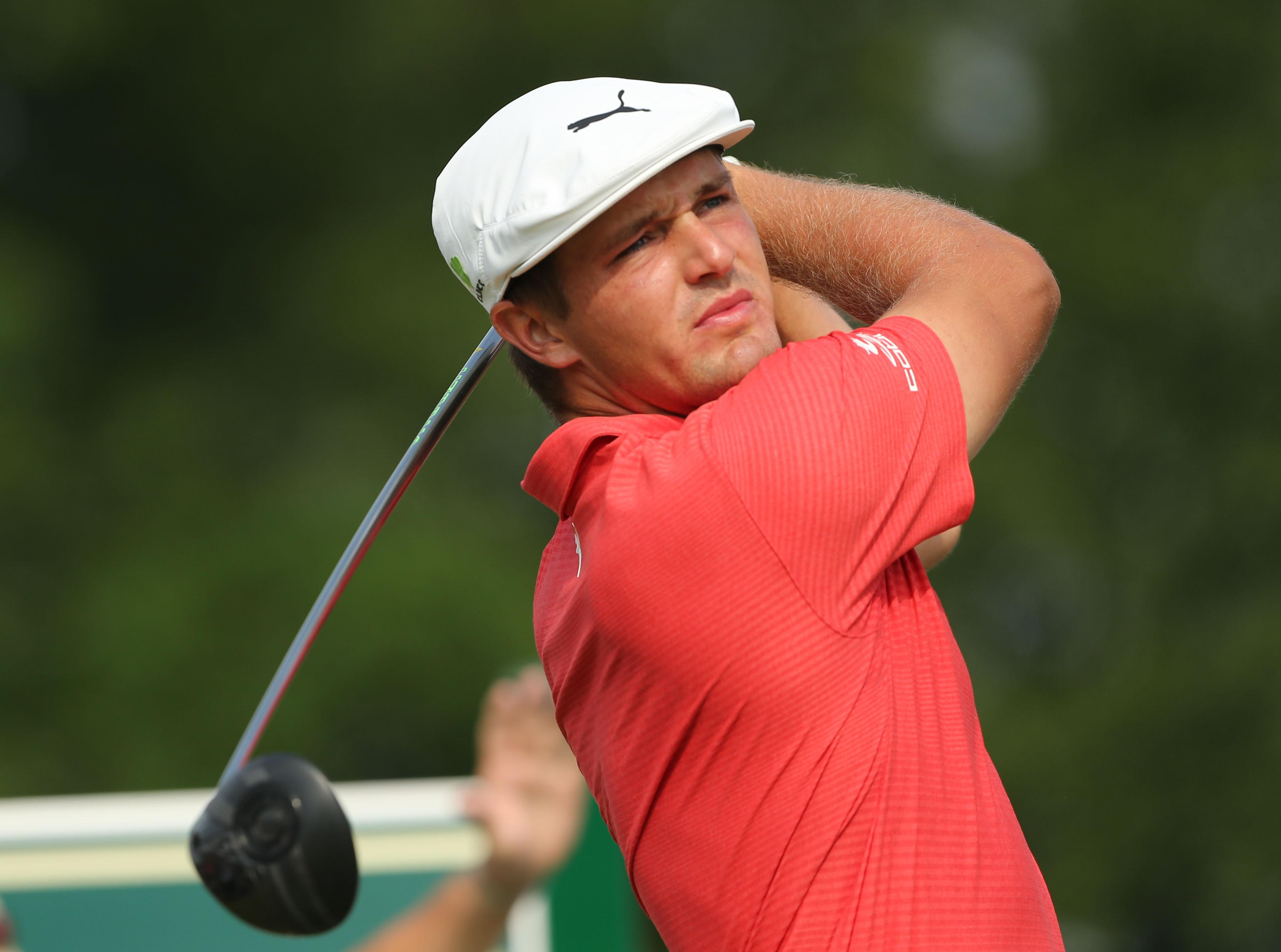Bryson will be competing in his first Ryder Cup