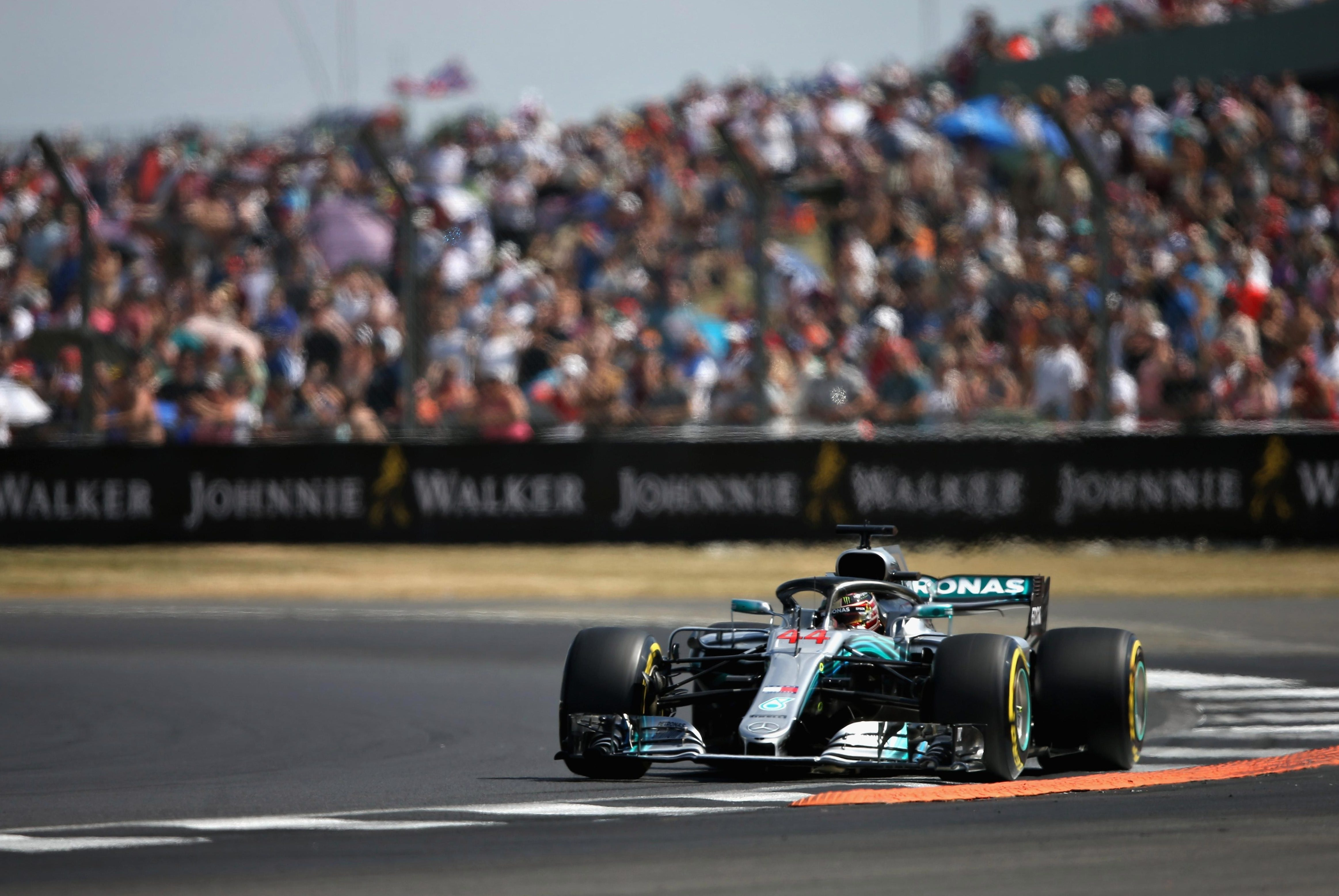 The British Grand Prix will be shown free to air on Channel 4 next year