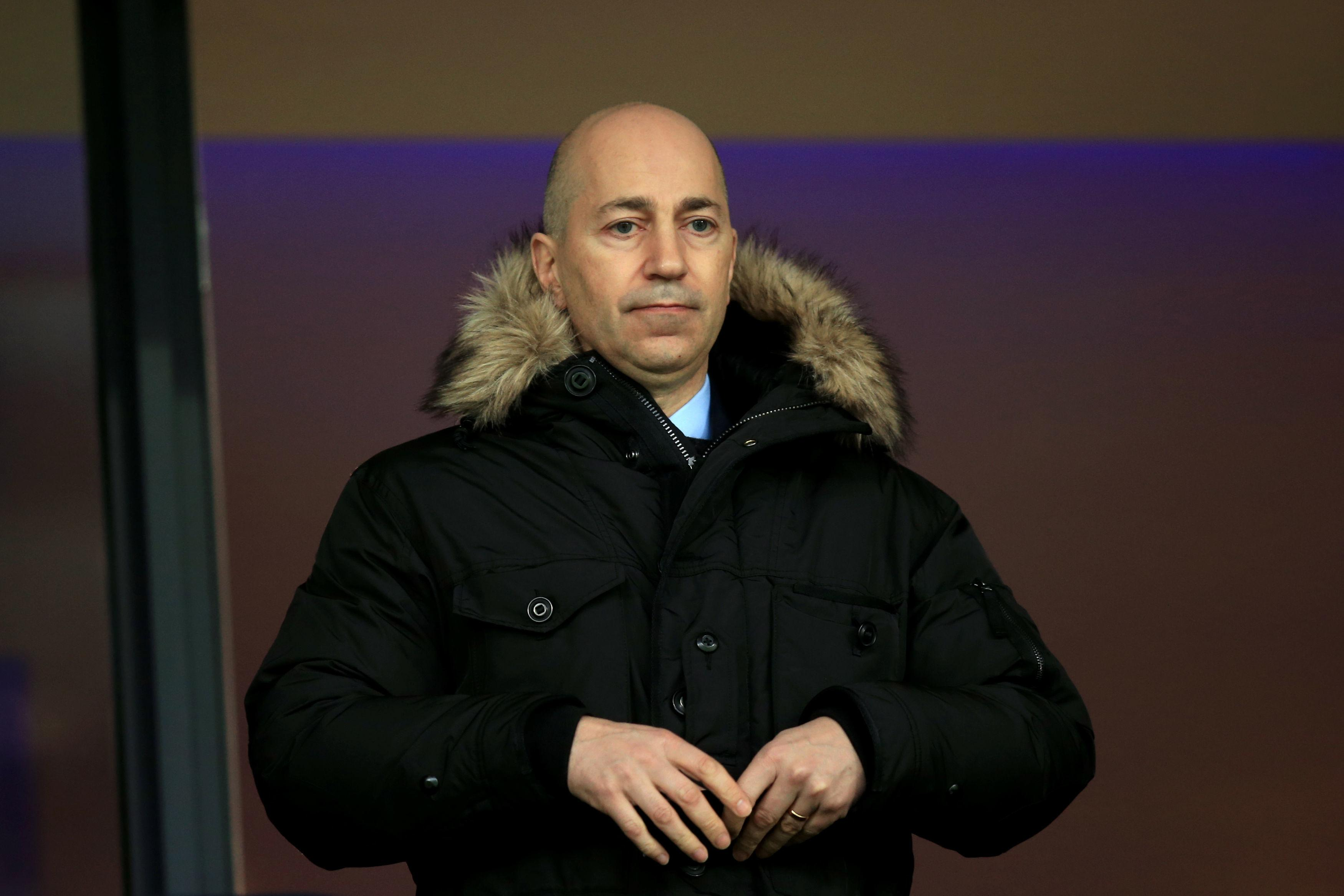 Ivan Gazidis' future is uncertain at Arsenal amid interest from AC Milan