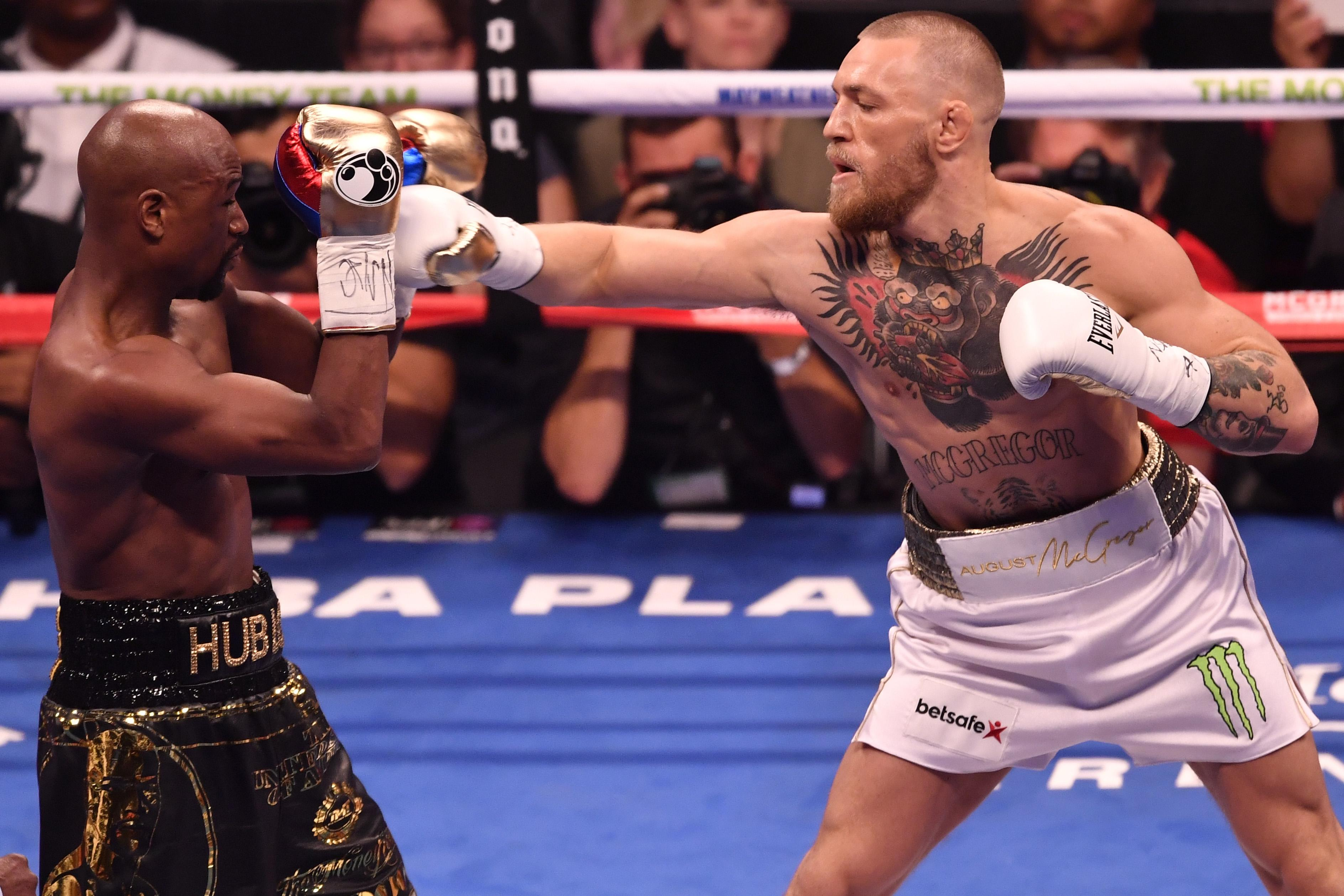Conor McGregor decided to take on boxing great Floyd Mayweather in a mega fight