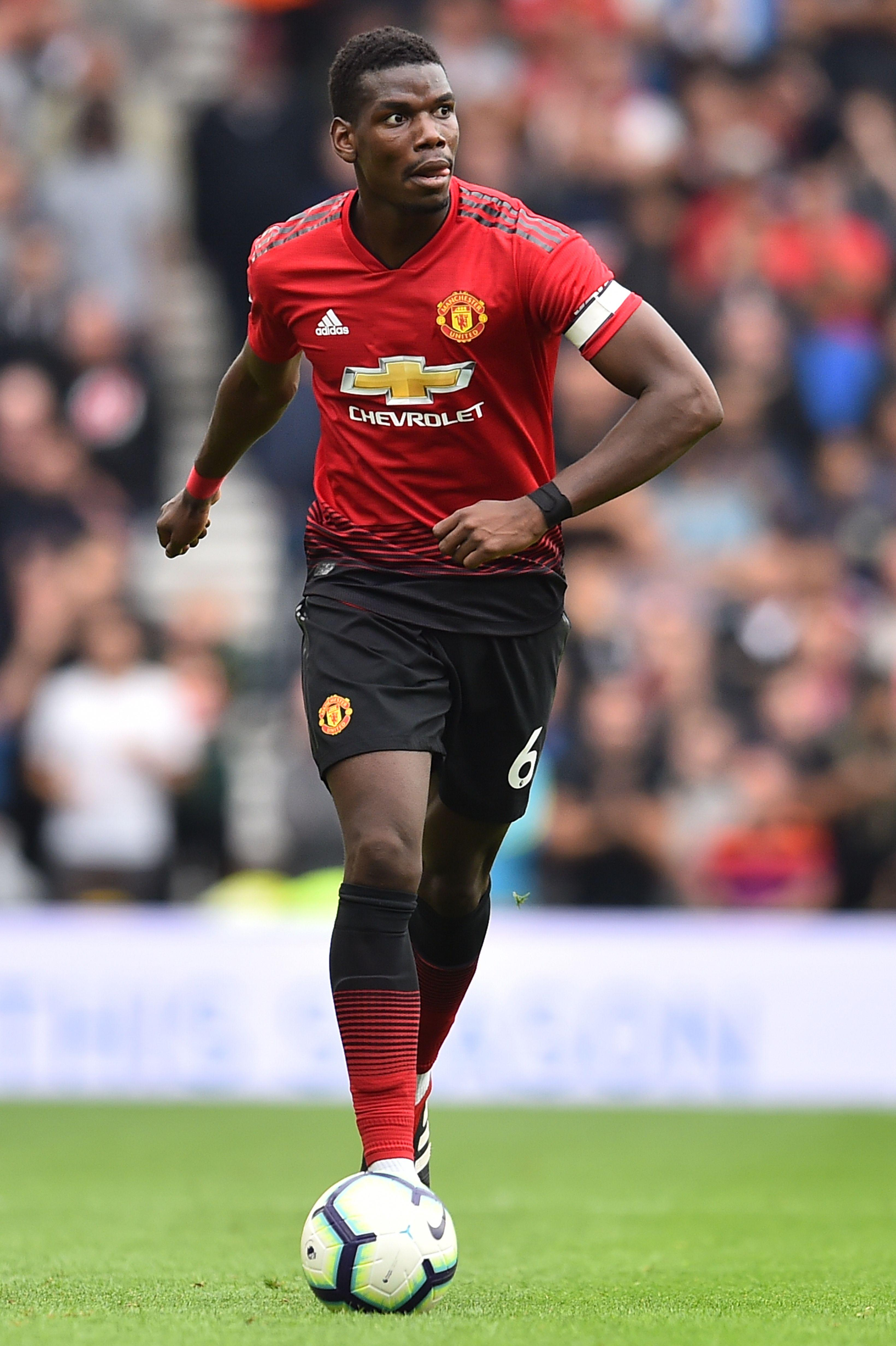United are shelling out over £9m a year in wages to Paul Pogba