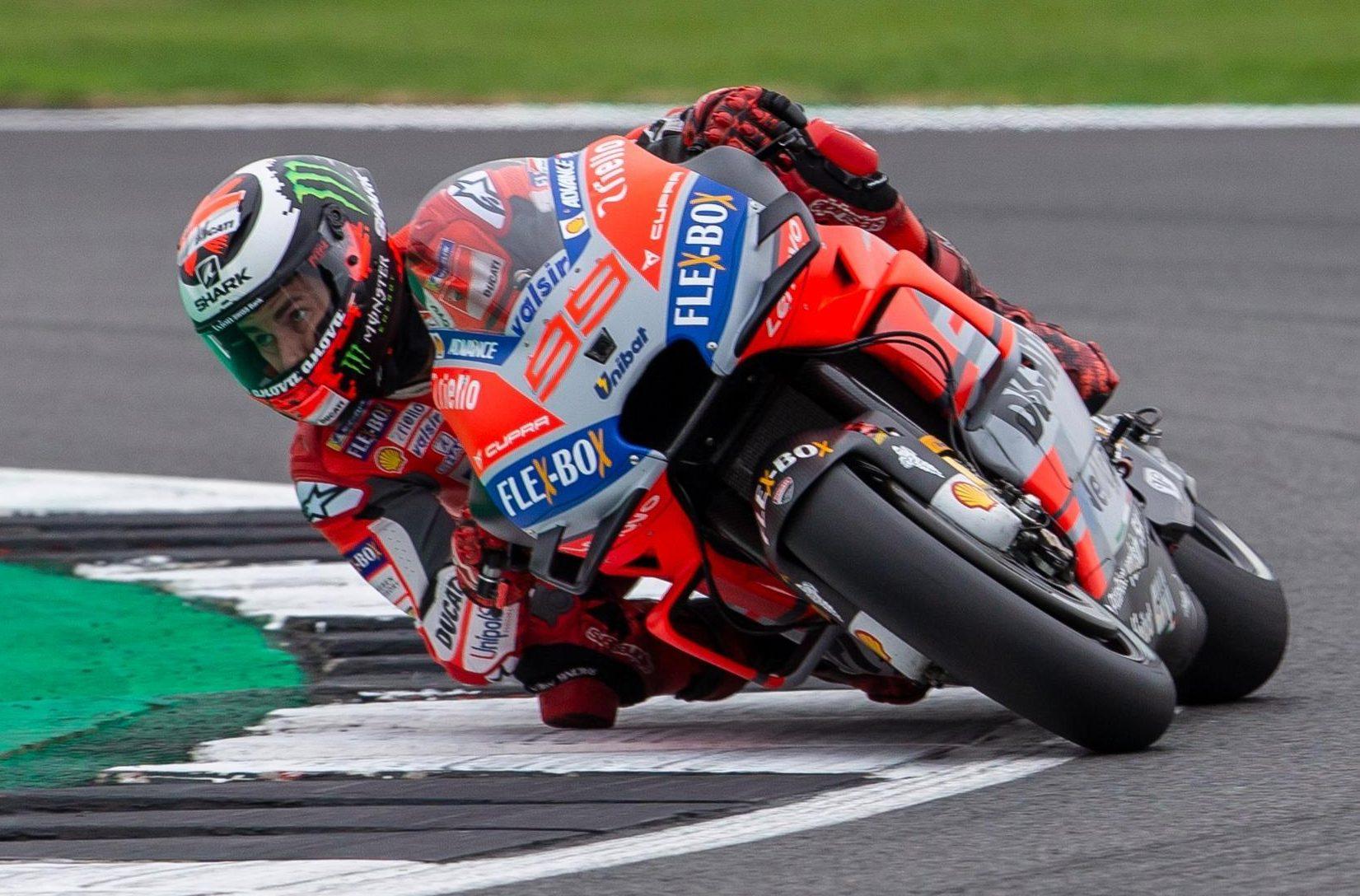 MotoGP is back for the San Marino Grand Prix