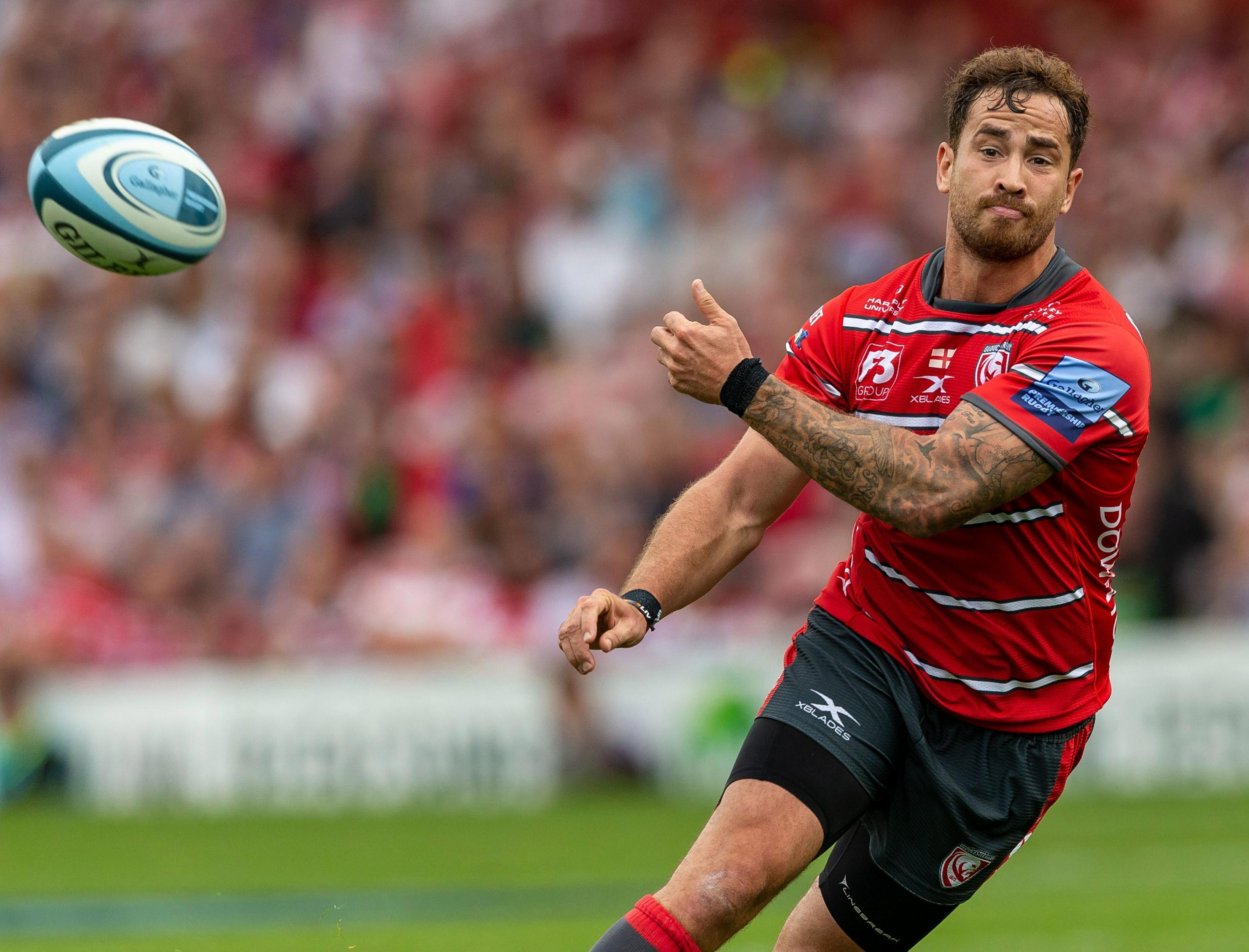 England fly-half Danny Cipriani suggested his wages and troubled background might well be worth it as he helped Gloucester beat Northampton