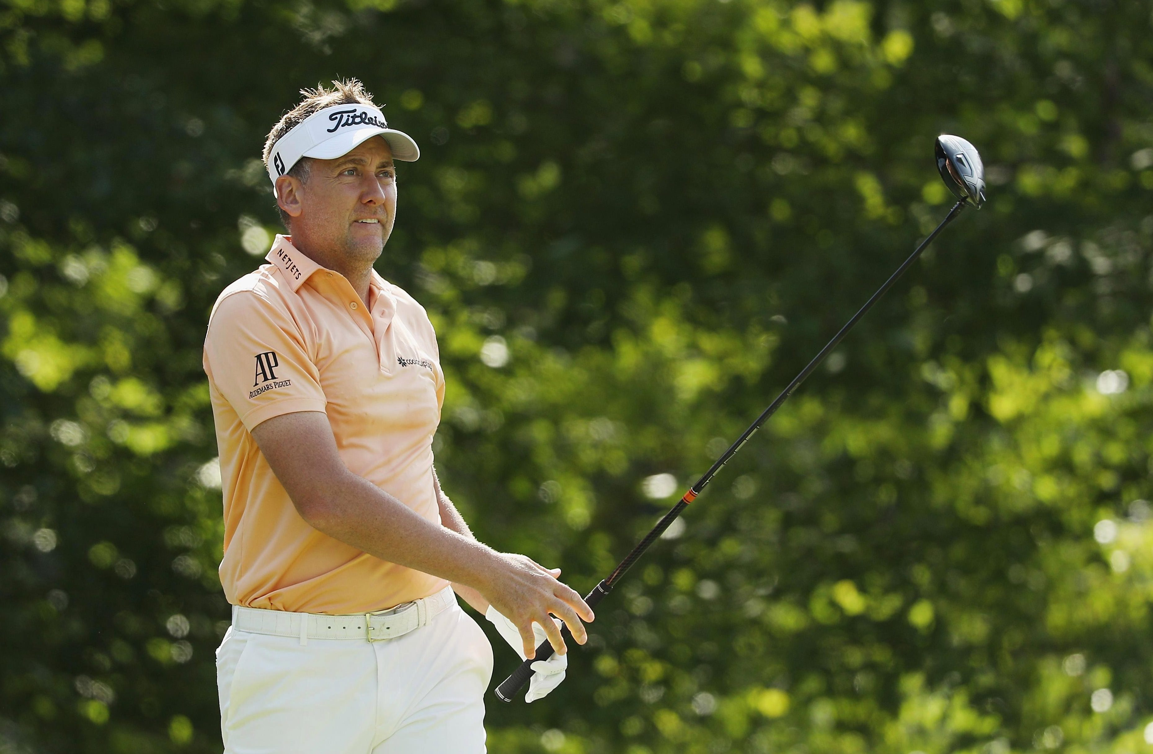 Ian Poulter is once again involved in the Ryder Cup after being picked as a wildcard by Thomas Bjorn