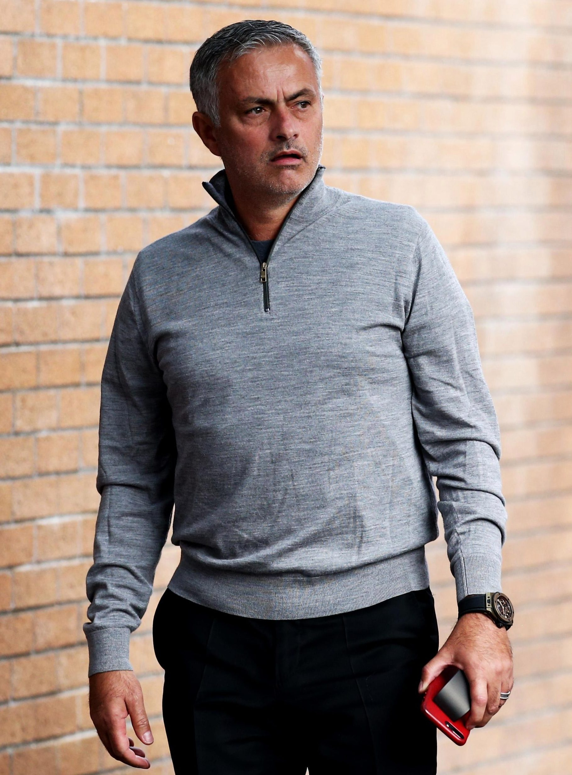 Jose Mourinho was delighted with the win and dedicated it to Ed Woodward