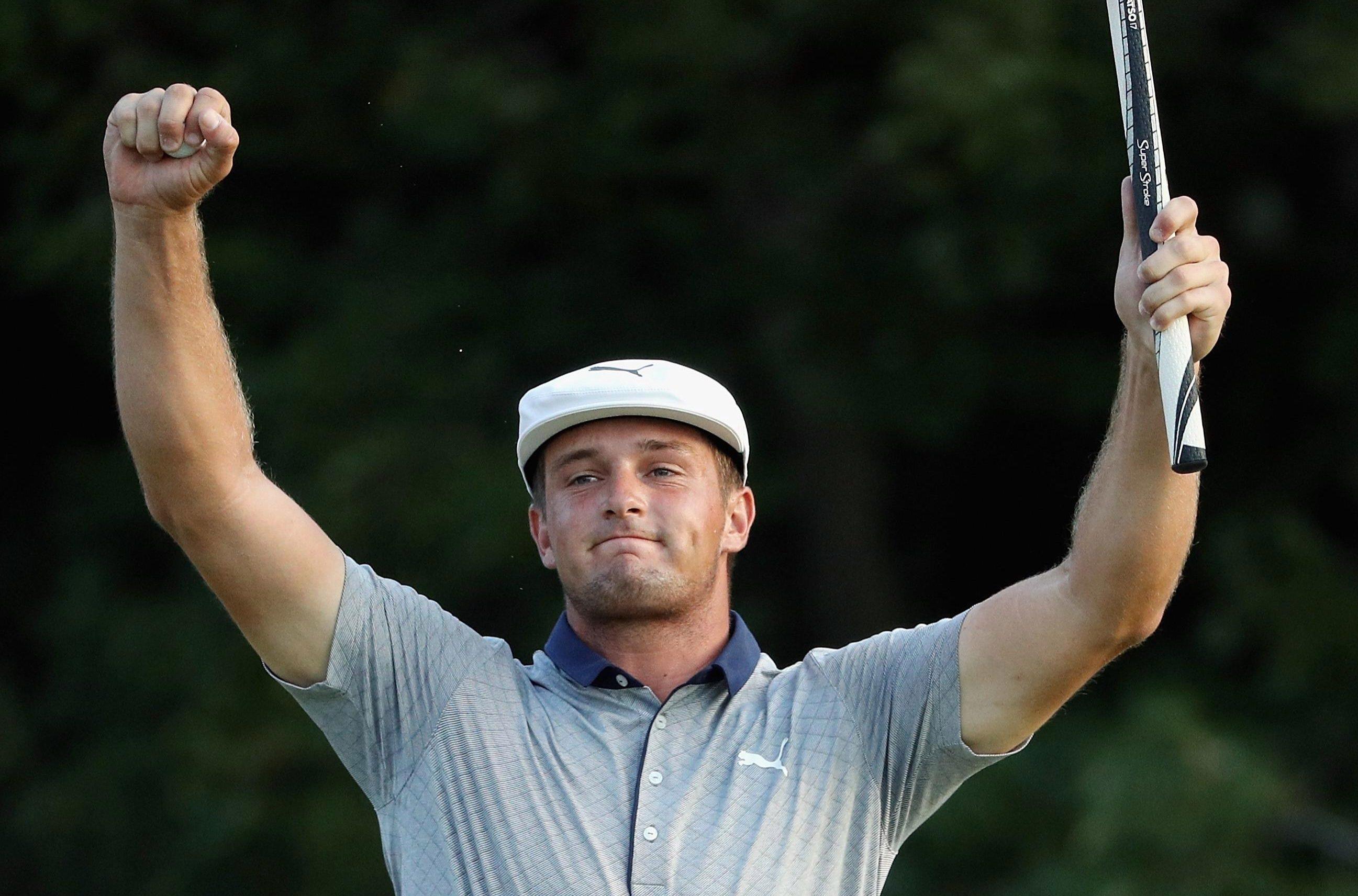 Bryson DeChambeau has won four PGA titles in 14 months