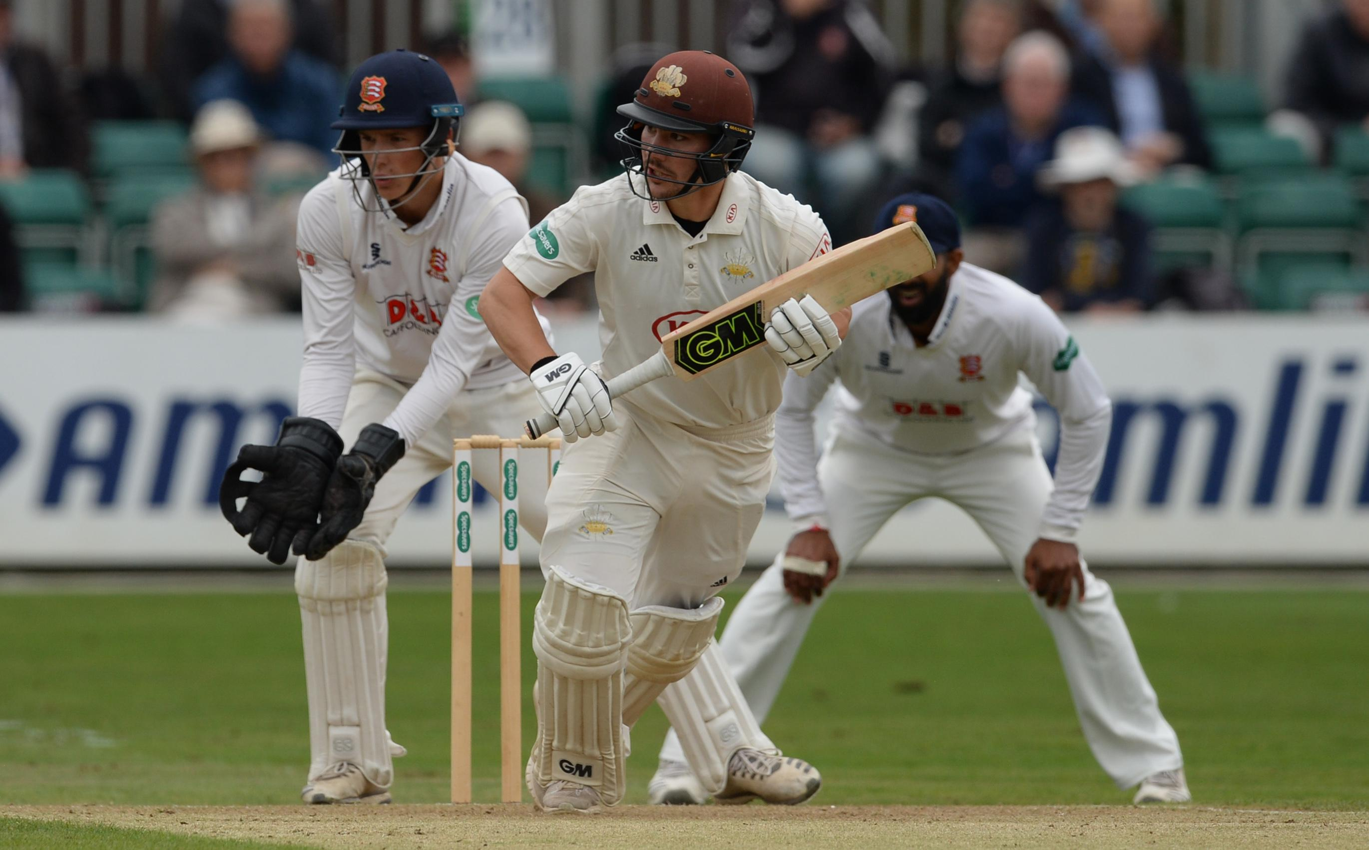 Rory Burns is set to open the batting for England in Sri Lanka next month