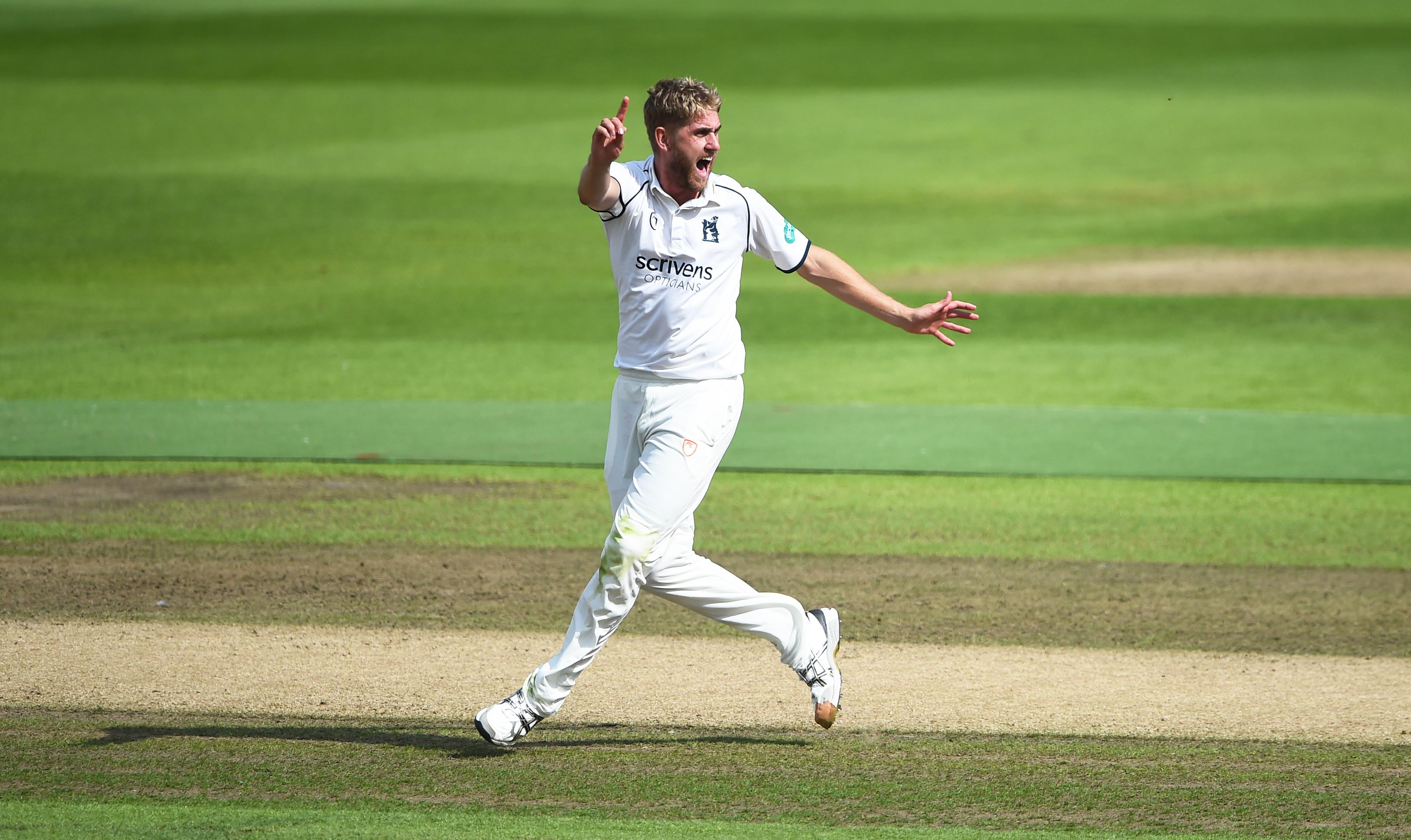 Olly Stone is being brought in to speed up England's bowling attack