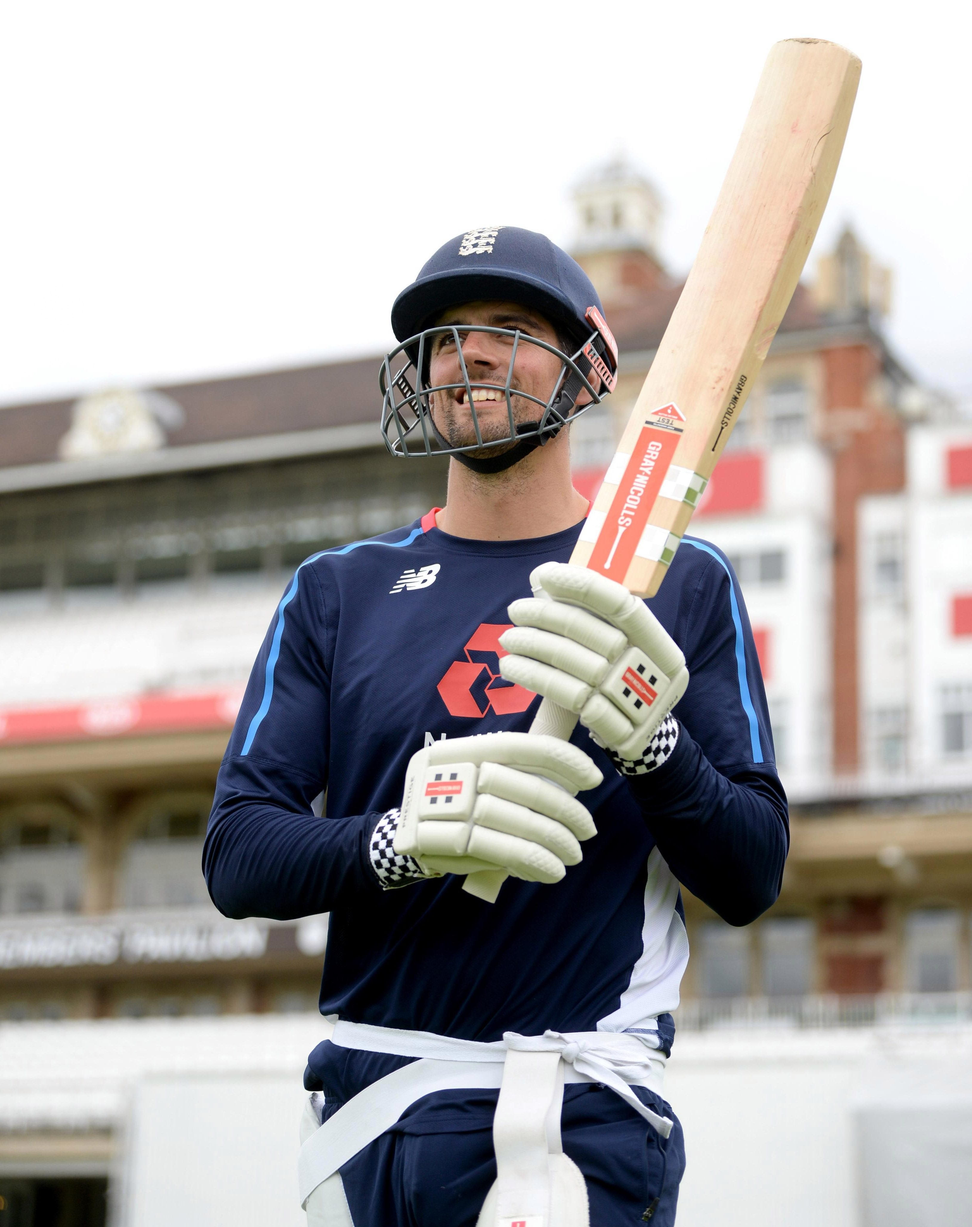 Alastair Cook will play his final match against India at The Oval