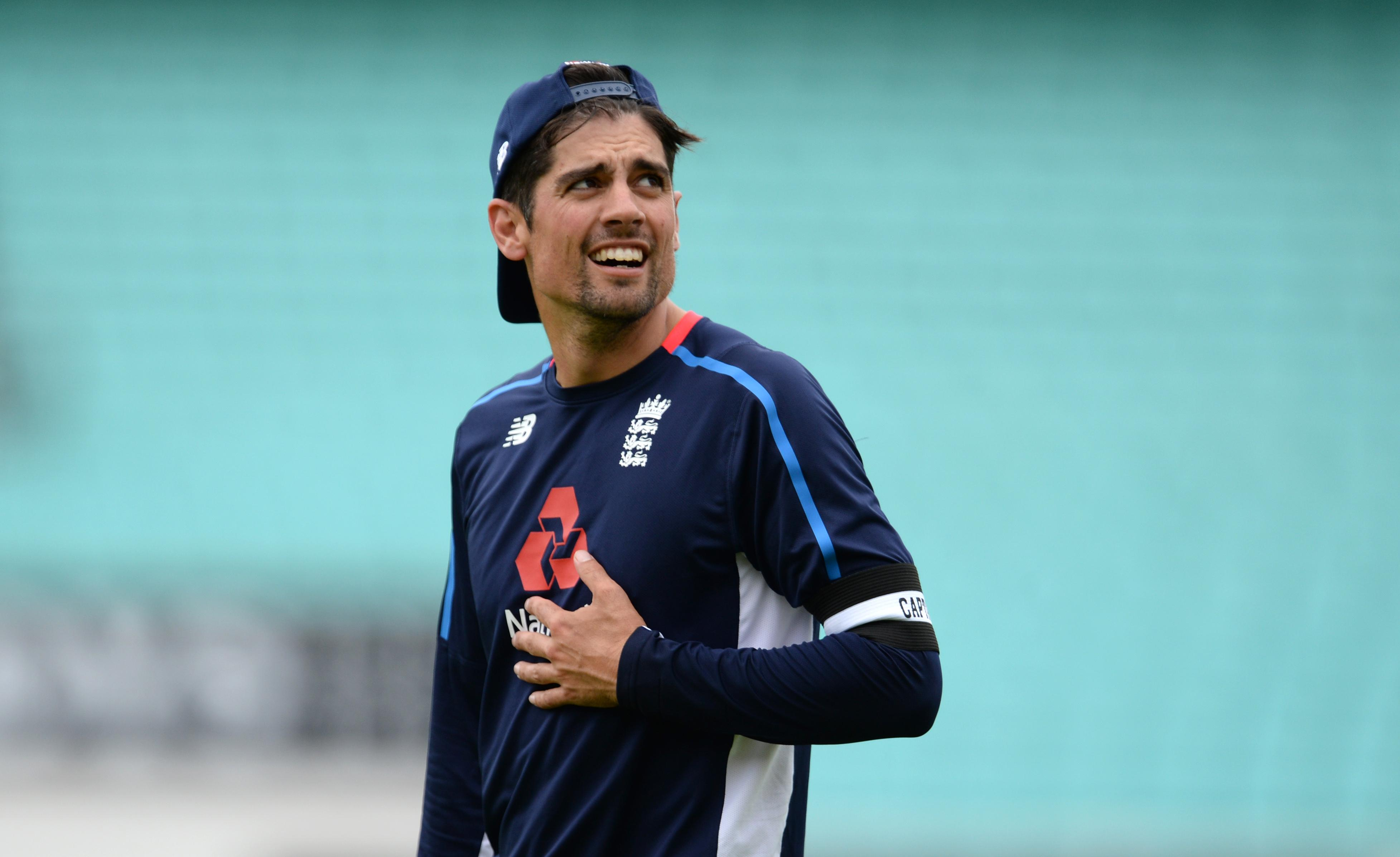 Cook is preparing to face India in what will be the final Test match of his brilliant career