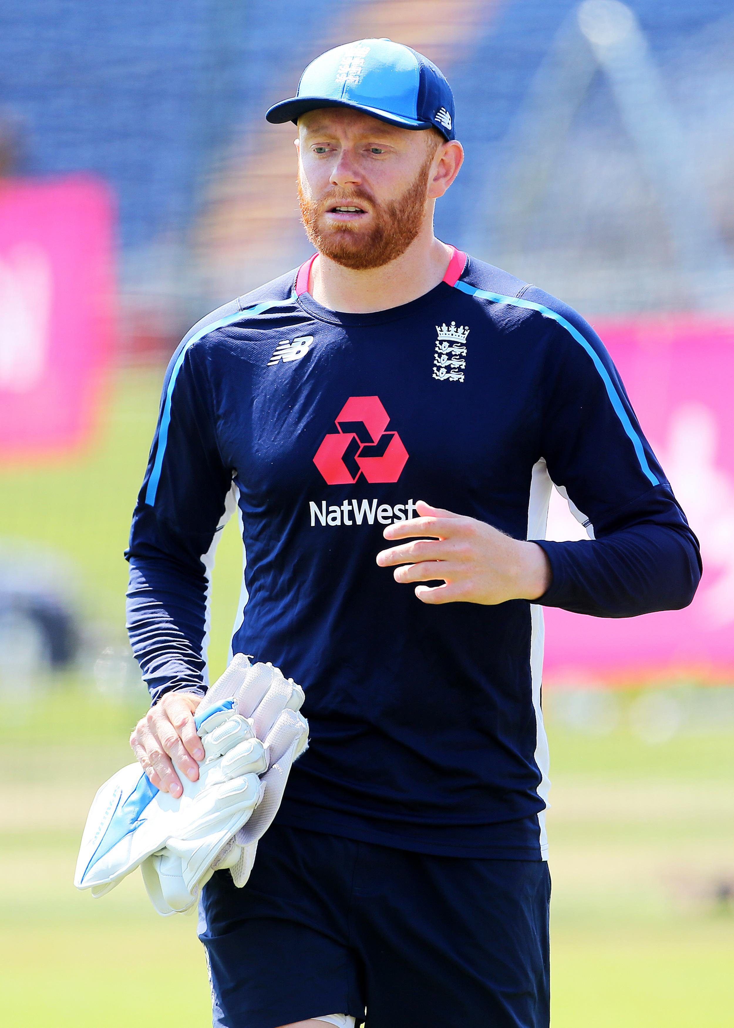 Jonny Bairstow will be back behind the stumps for England's final Test against India