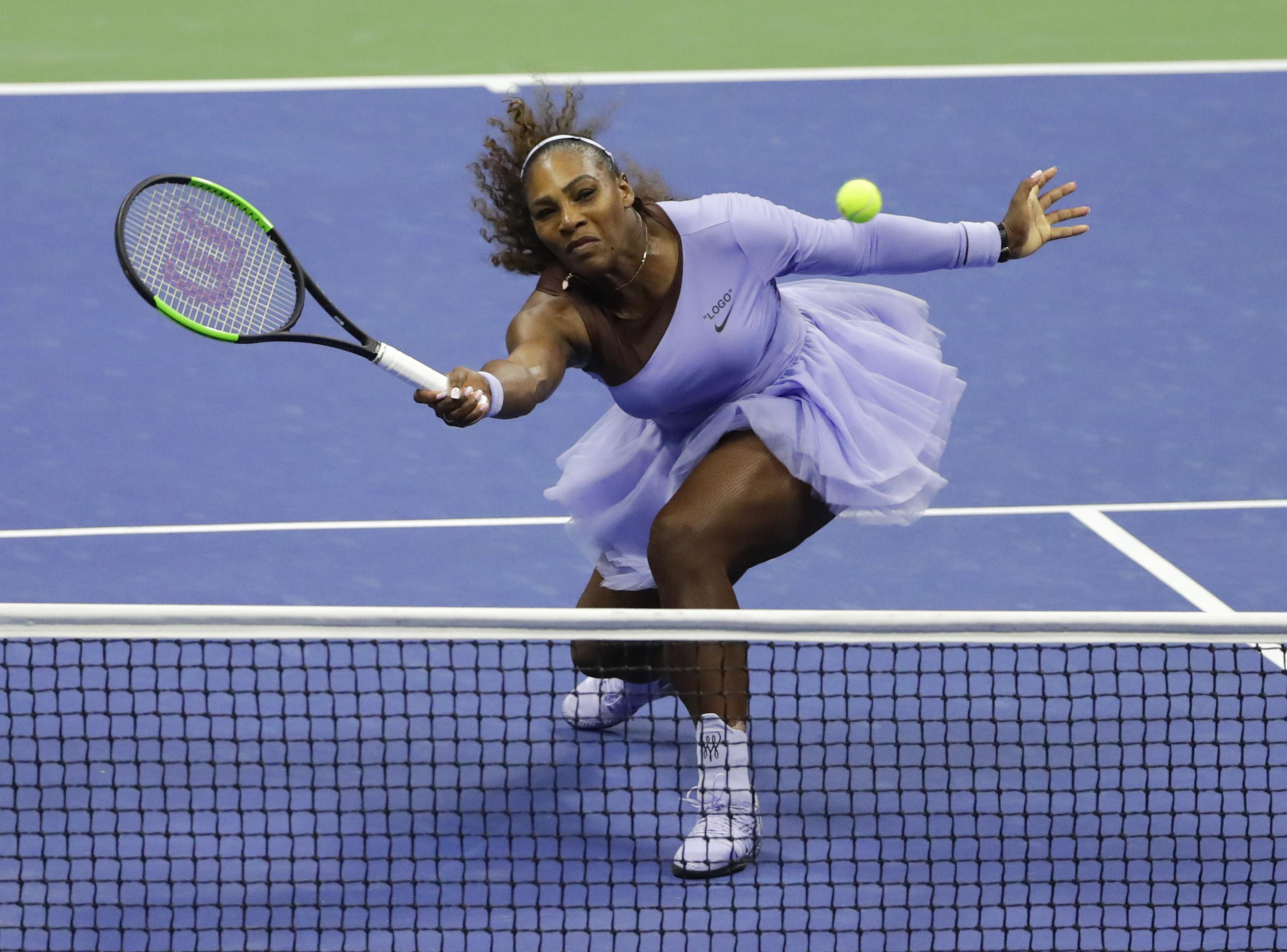 Serena Williams hopes to equal Margaret Court's all-time Grand Slam record