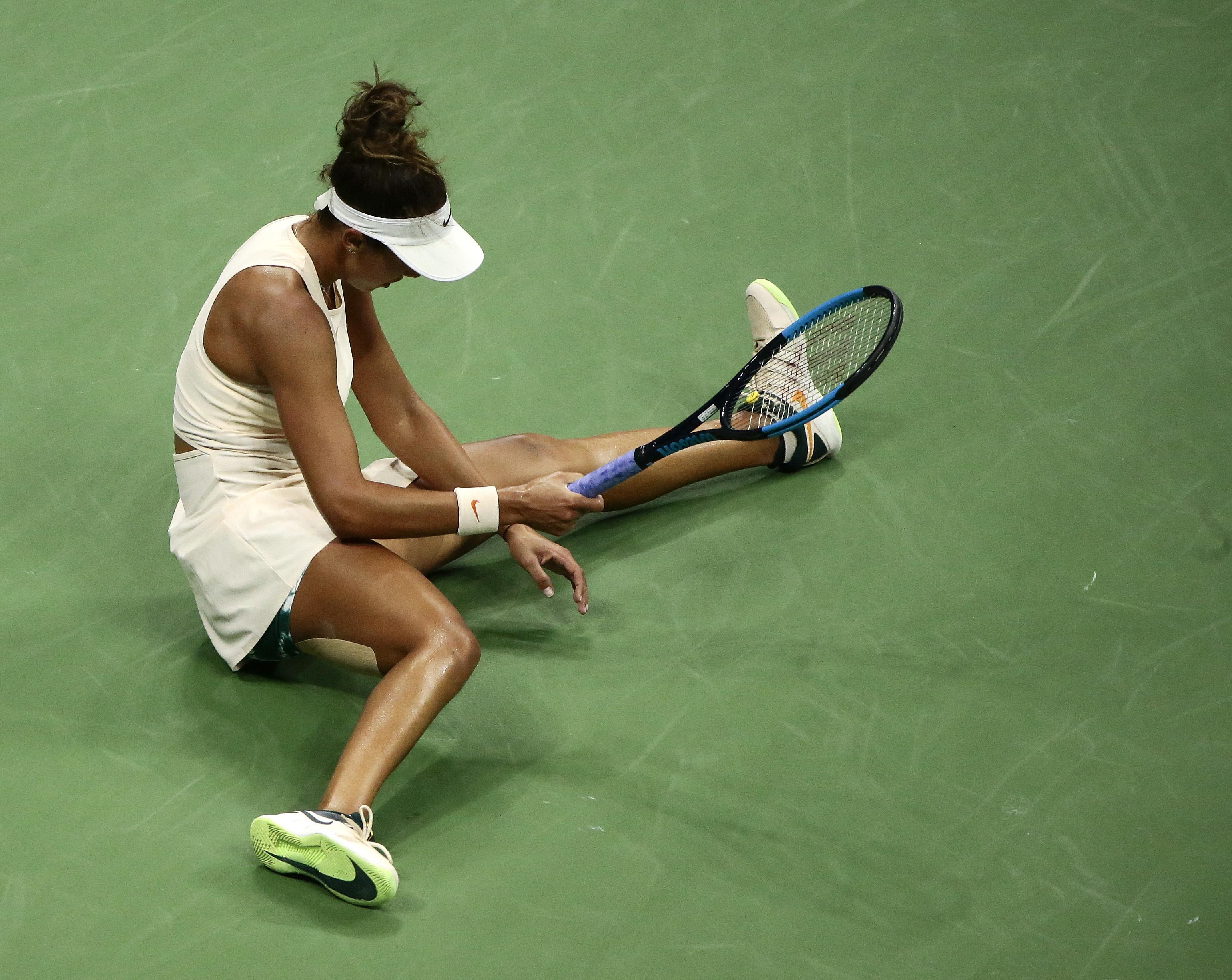 Keys reached the final at Flushing Meadows a year ago but fell at the semi-final stage this year