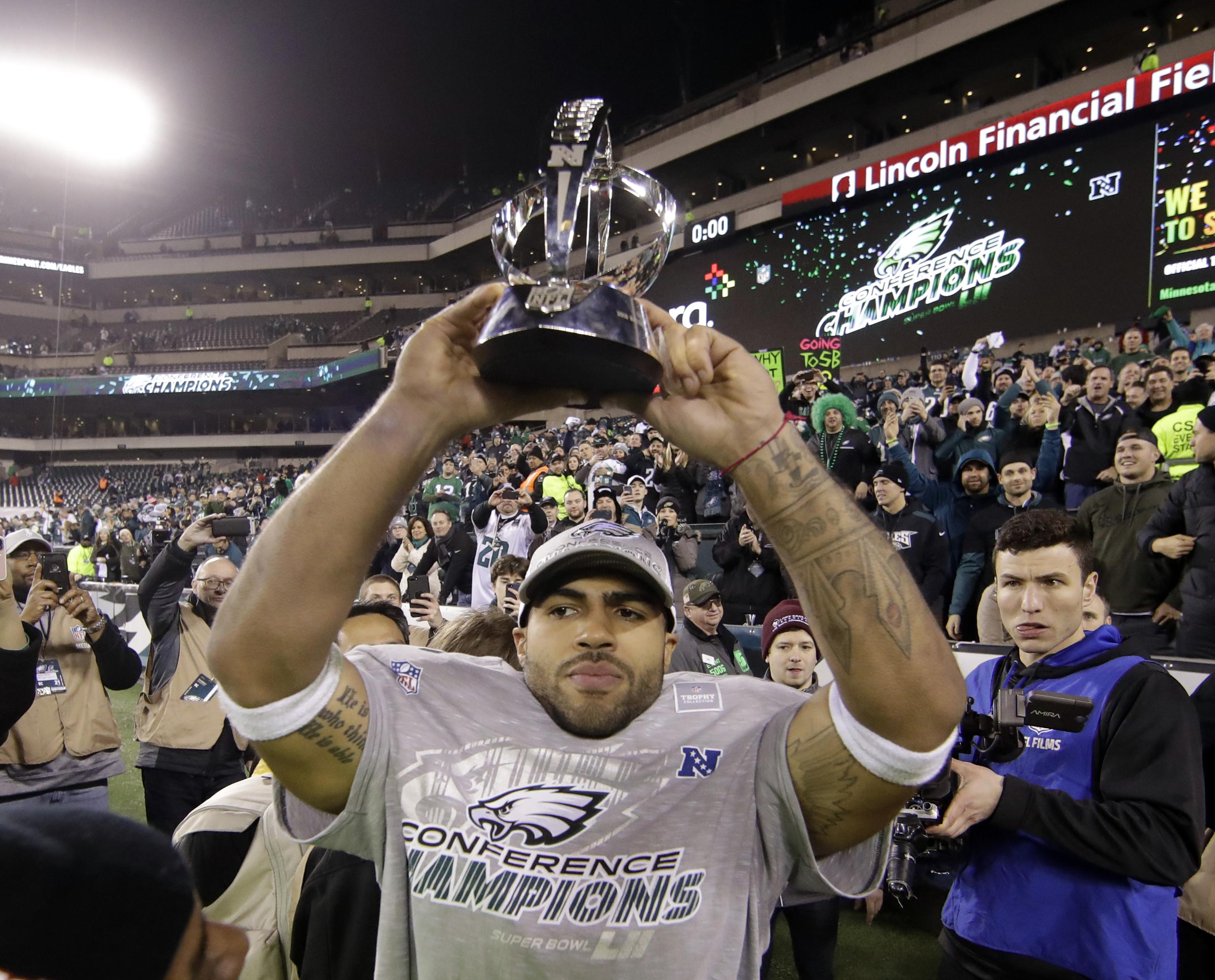 Mychal Kendricks is a former Super Bowl winner - but could now be preparing for some hard time