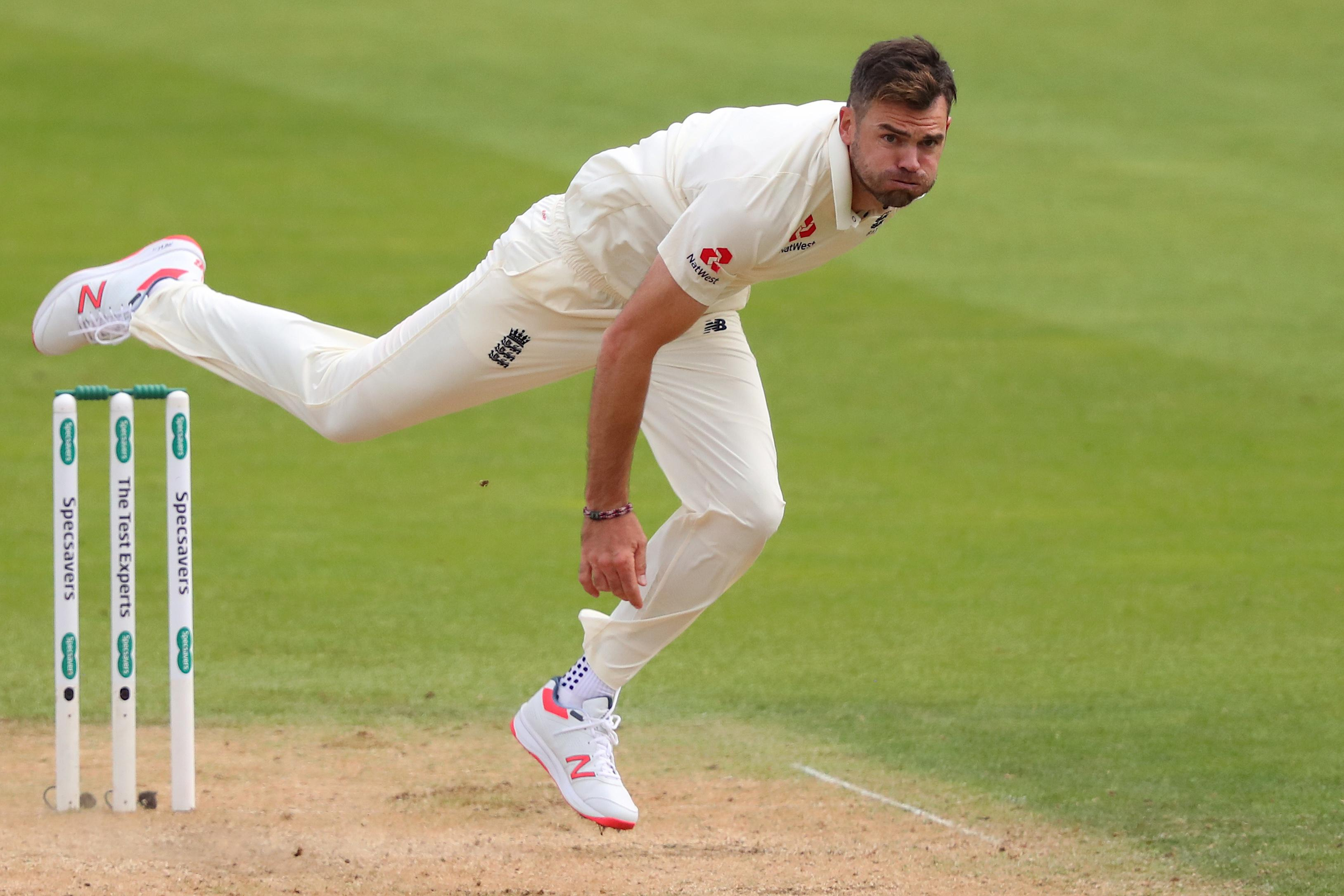 Anderson may be 36 but does not intend to let up anytime soon as he looks to hunt down 600 wickets with the Ashes on the horizon