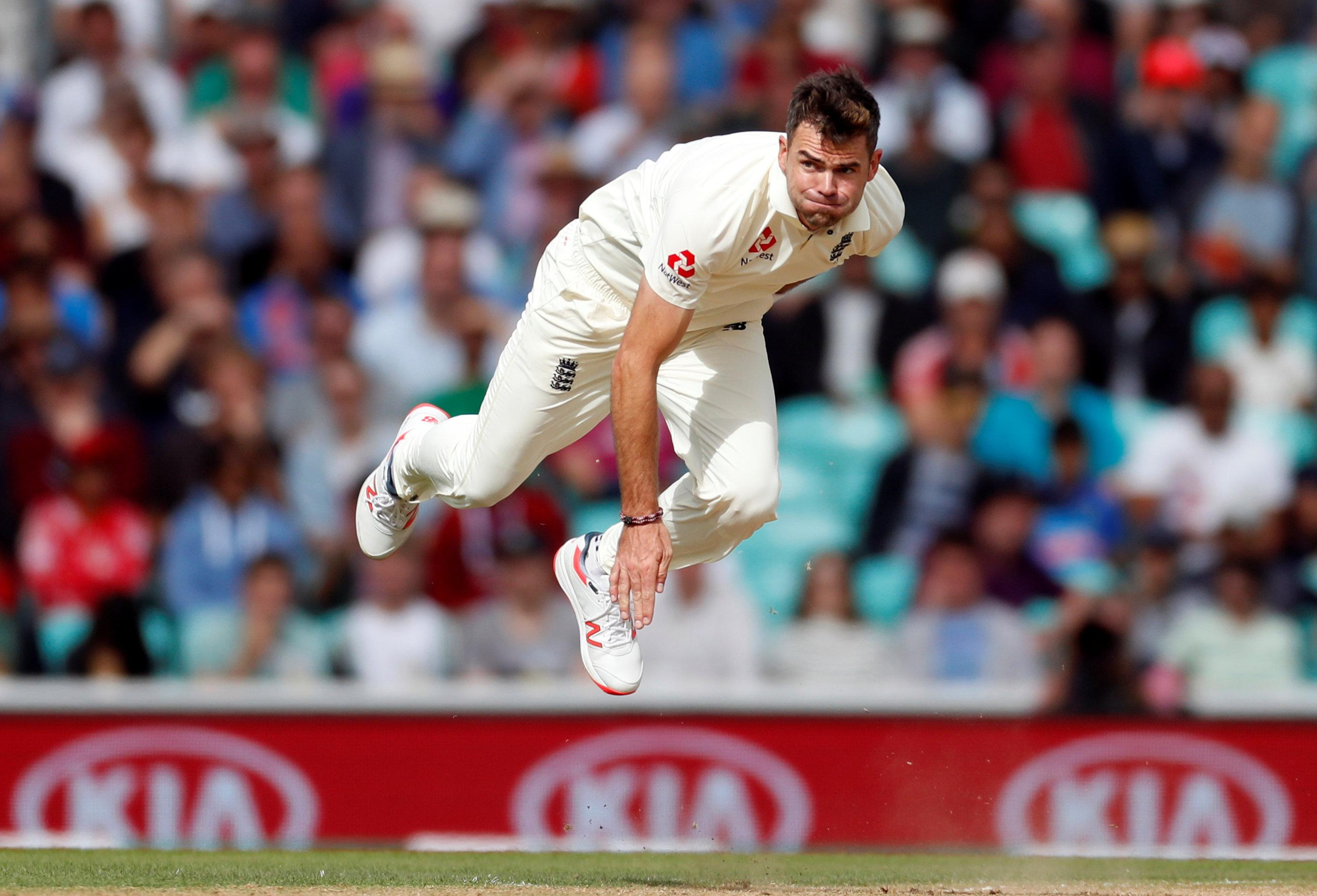 Jimmy Anderson has warned the world's top batsmen he plans to get even better
