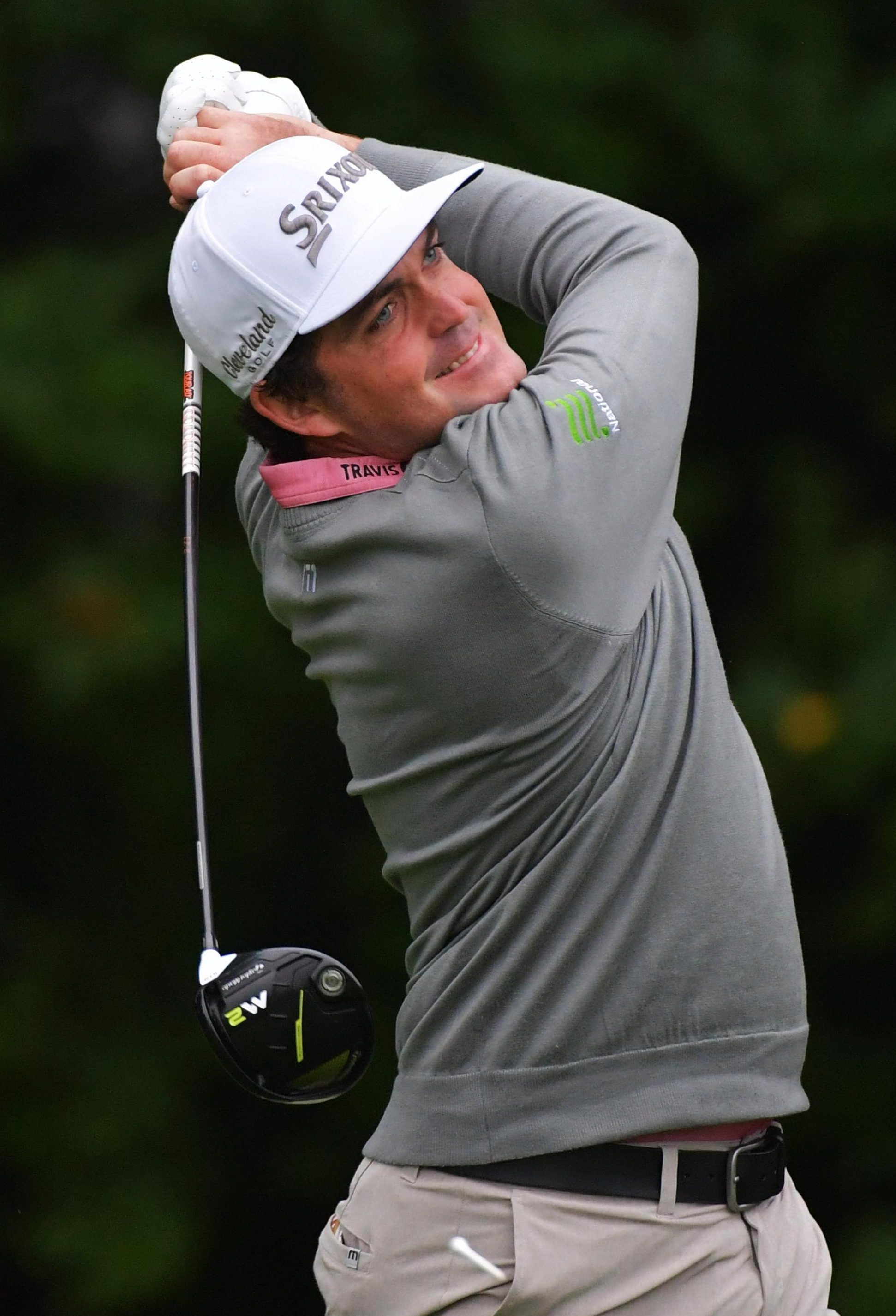 Yank Keegan Bradley finished level with Justin Rose on 20 under-par but won the play-off