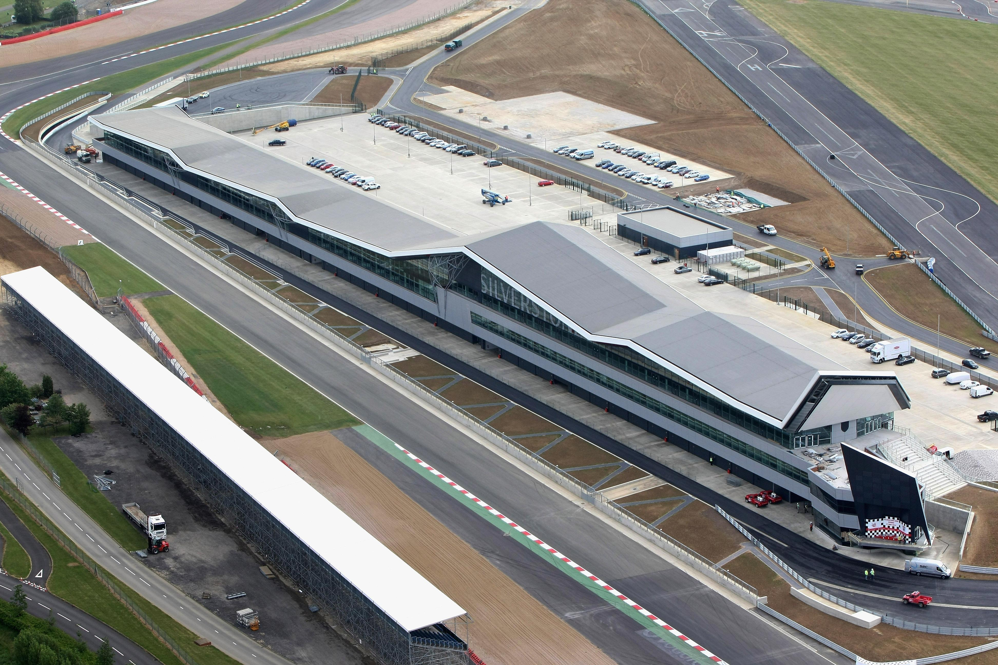 The British Grand Prix is one of the biggest events in the sporting calendar