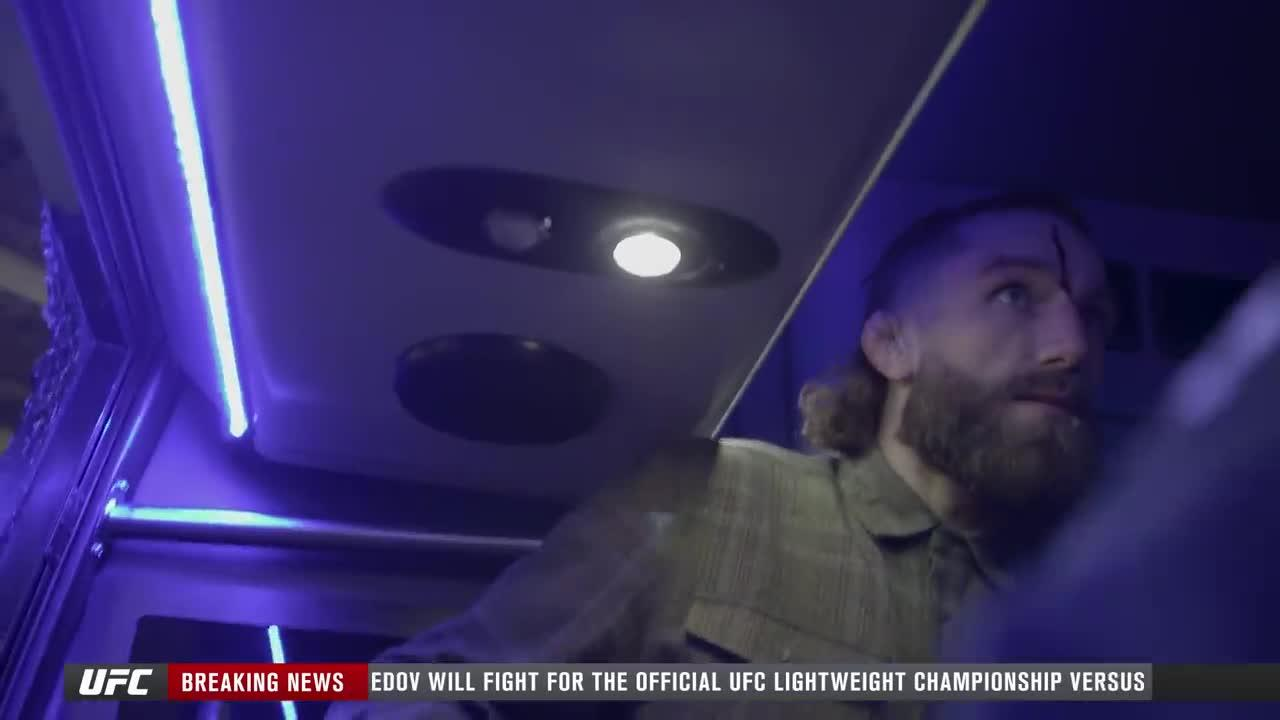 Chiesa suffered cuts to his face and needed further hospital treatment