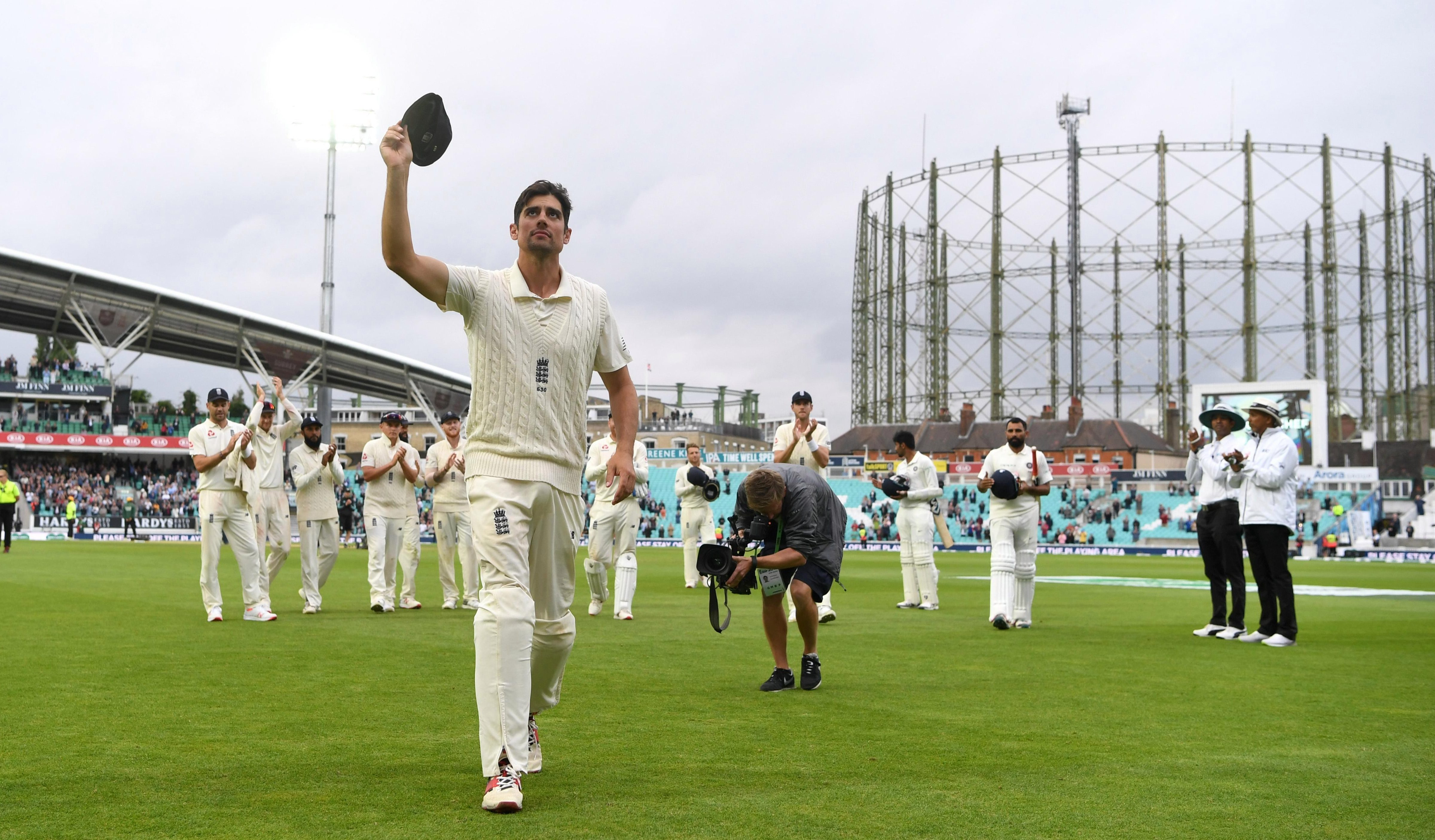 KP believes Alastair Cook is retiring from Tests because of the relentless slog of modern cricket