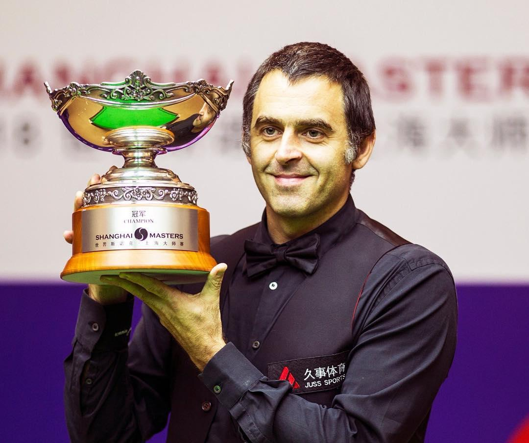 Ronnie O'Sullivan won the Shanghai Masters to break the £10m barrier in career prize money