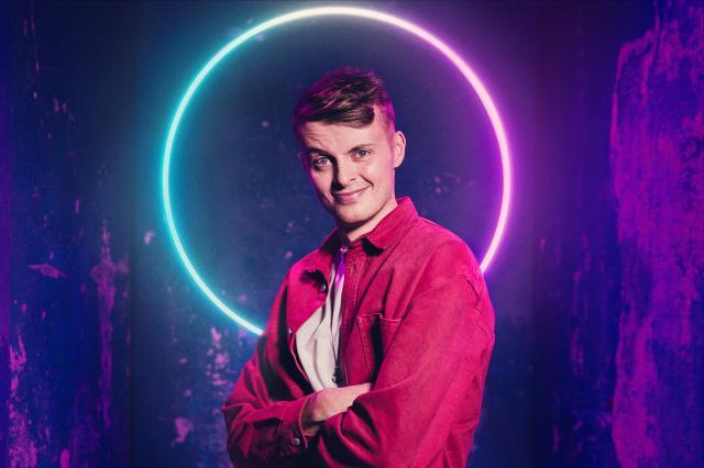 Alex won The Circle in 2018