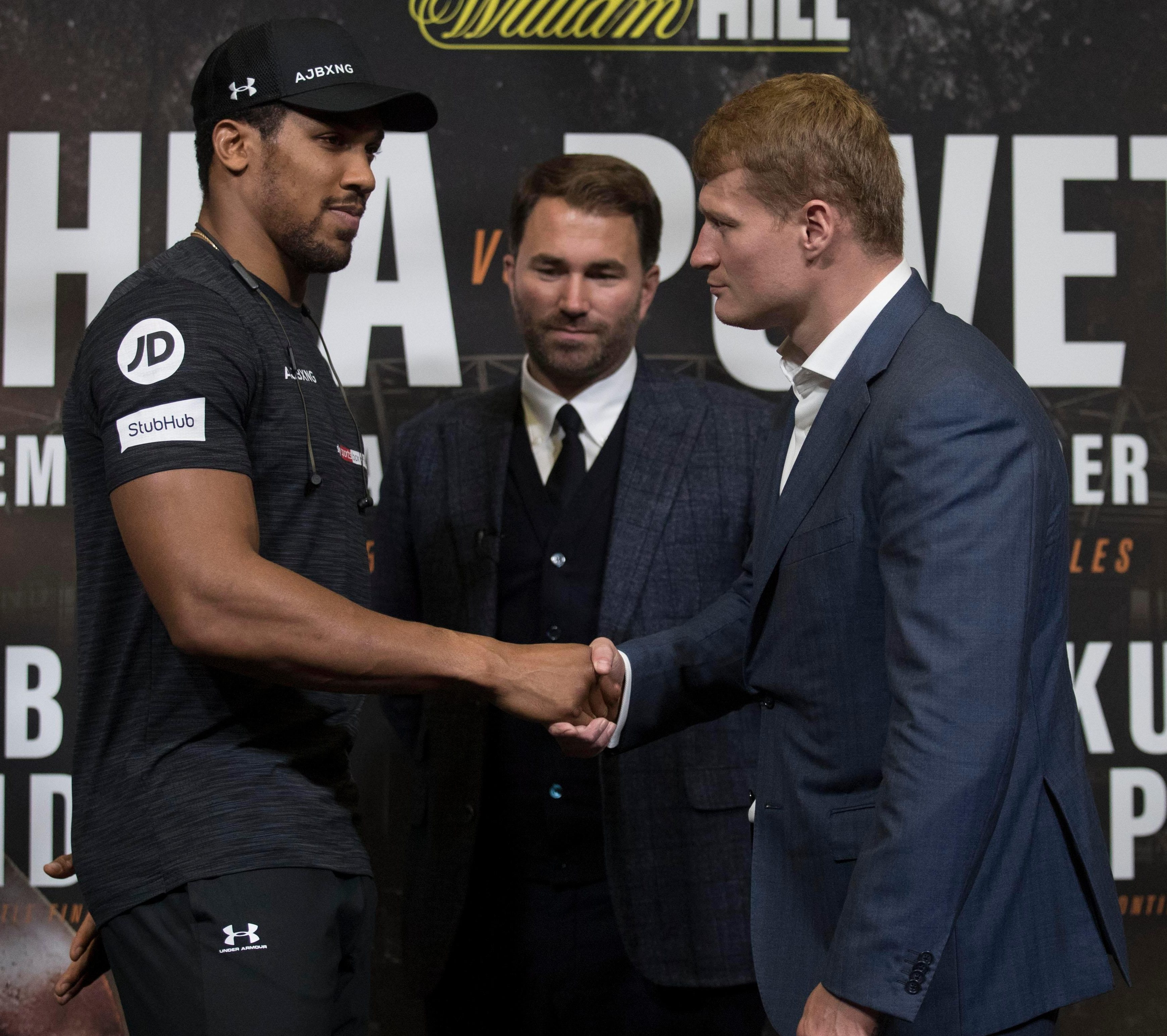 Many believe Anthony Joshua is in for his toughest task yet when he fights Alexander Povetkin