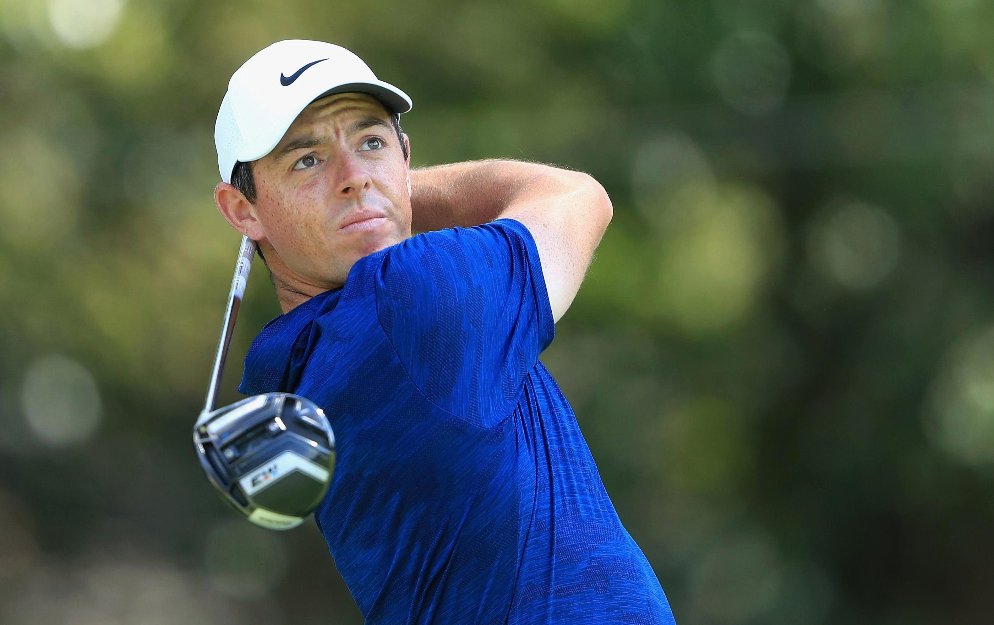 Rory McIlroy is breathing down their necks though
