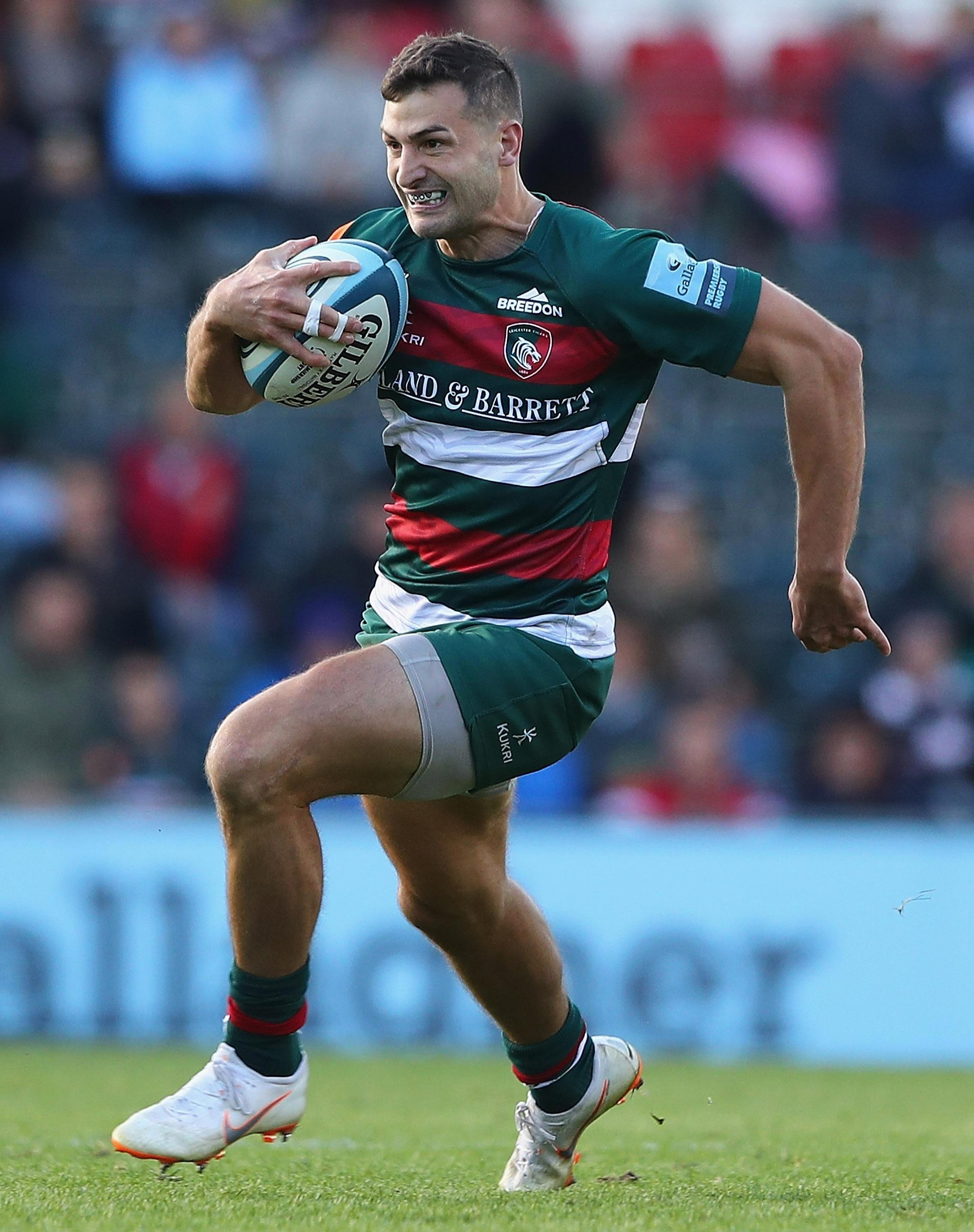 The Red Rose coach also believes he can make Jonny May the best player in the world