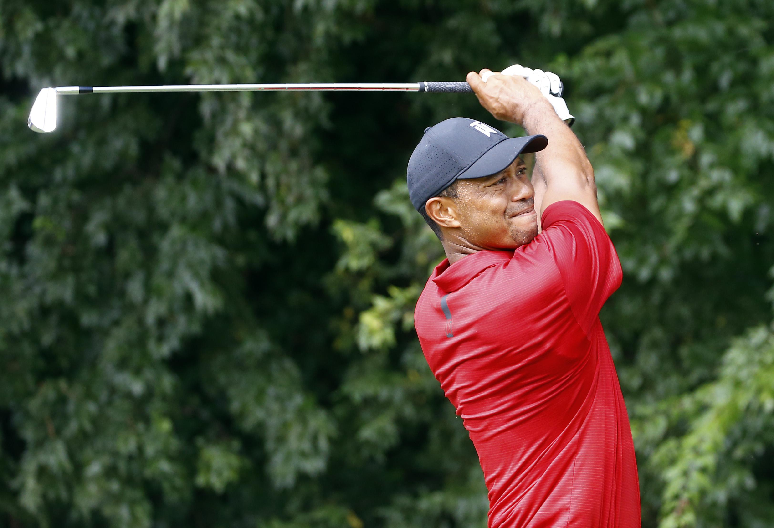 Woods can't wait to crack on with the Ryder Cup after his latest success