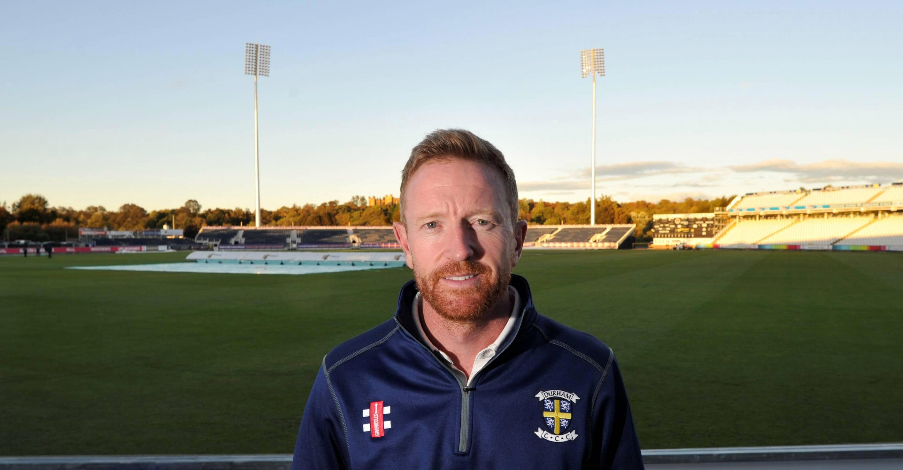 Paul Collingwood is moving into coaching after calling time on his career