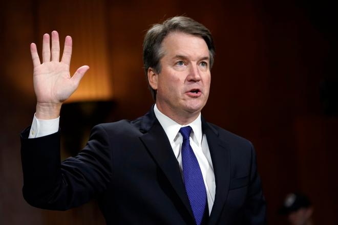 Brett Kavanaugh has been hit with a fresh sex assault accusation