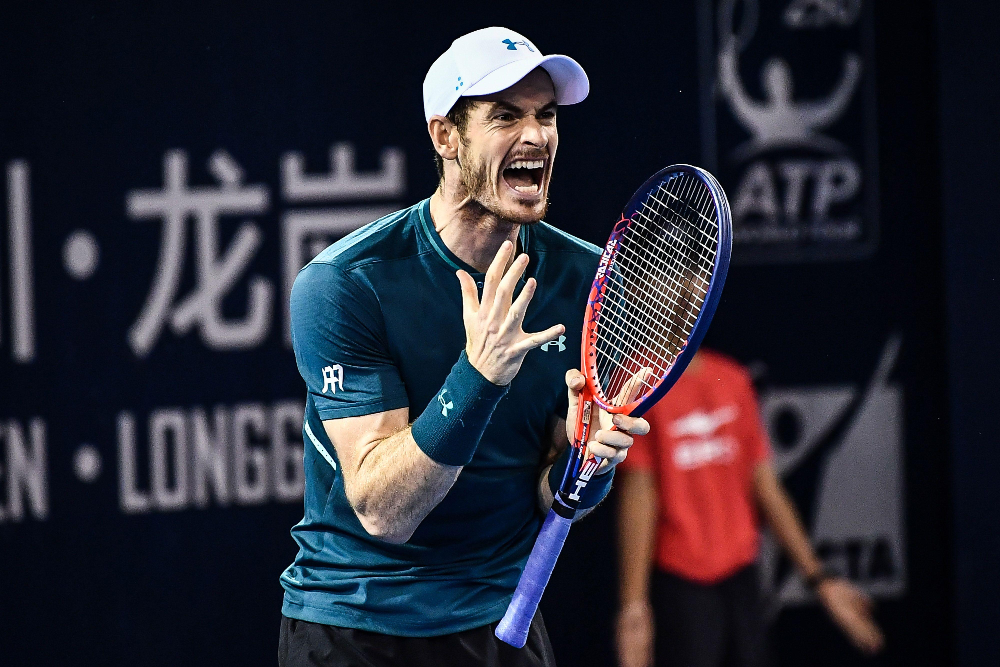 Andy Murray has revealed his season in over after withdrawing from Beijing