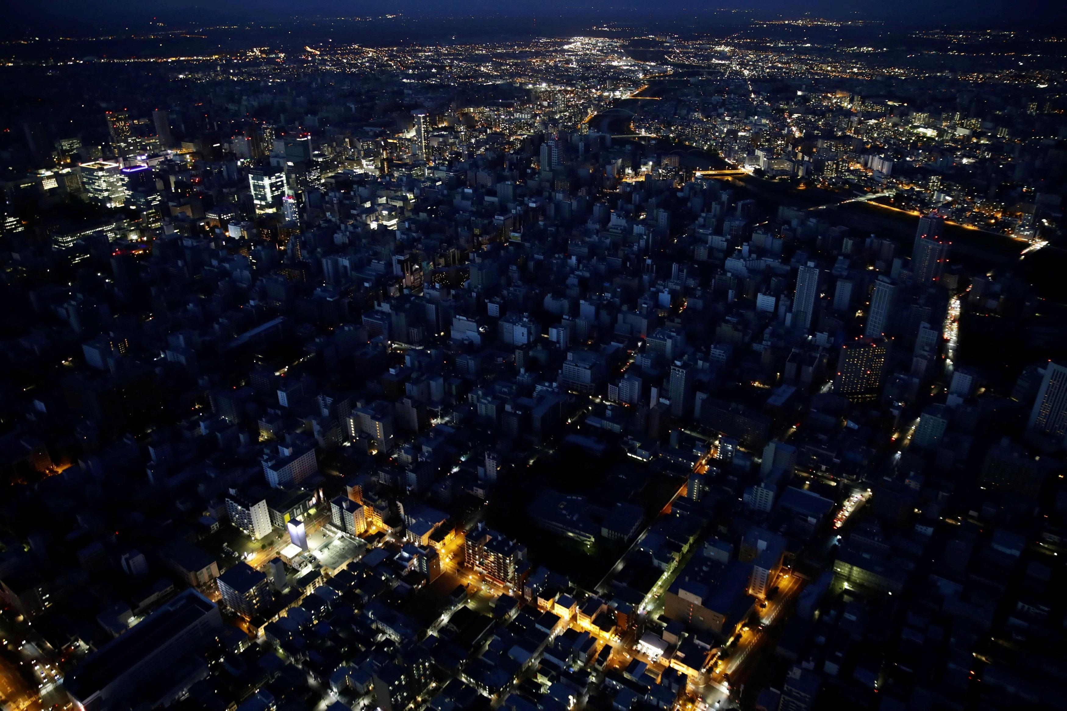 Japan suffers from around 480 tremors a year