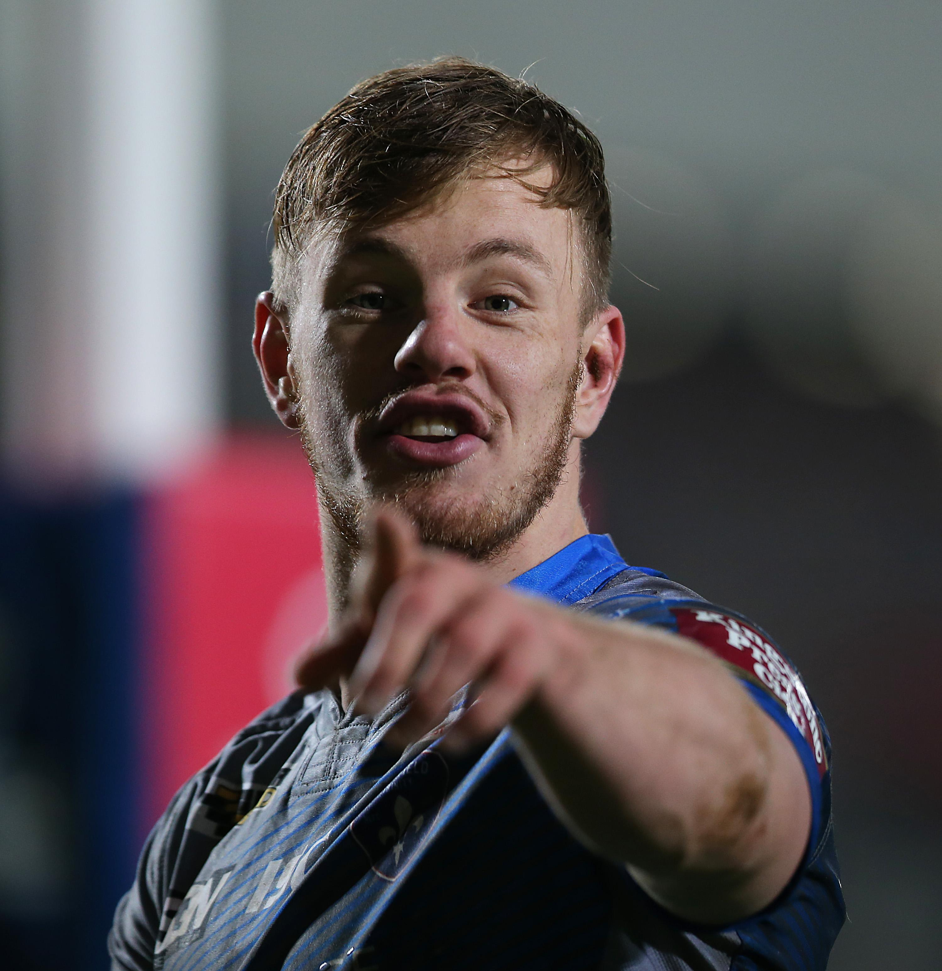 Wakefield winger Tom Johnstone's England dreams are thought to be still alive