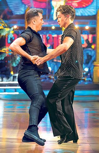images Why Strictly Won't Be Featuring Same-Sex Dancing Couples Any Time Soon