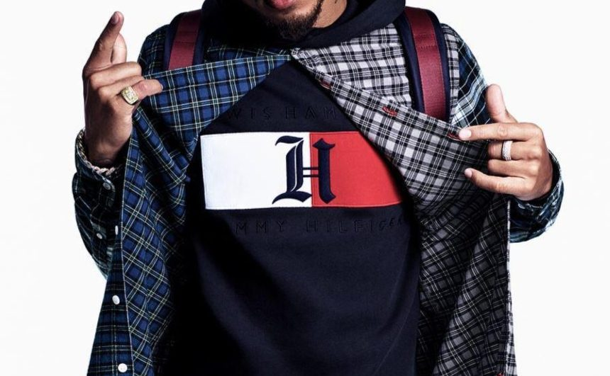 The new range from Lewis Hamilton looks as dashing as his image out on the track